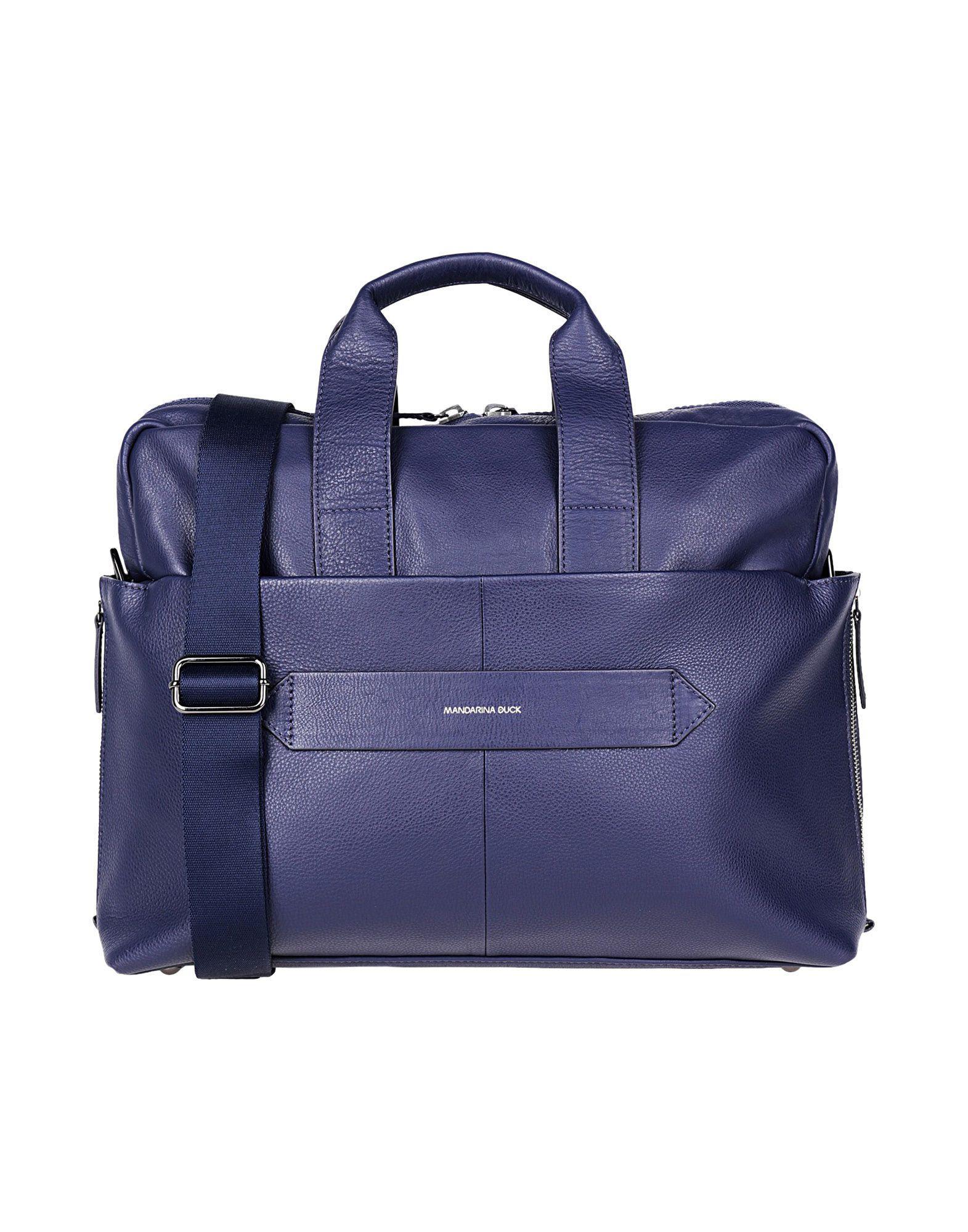 d6cb85ec4 Mandarina Duck - Blue Bolsos de trabajo for Men - Lyst. Ver en pantalla  completa