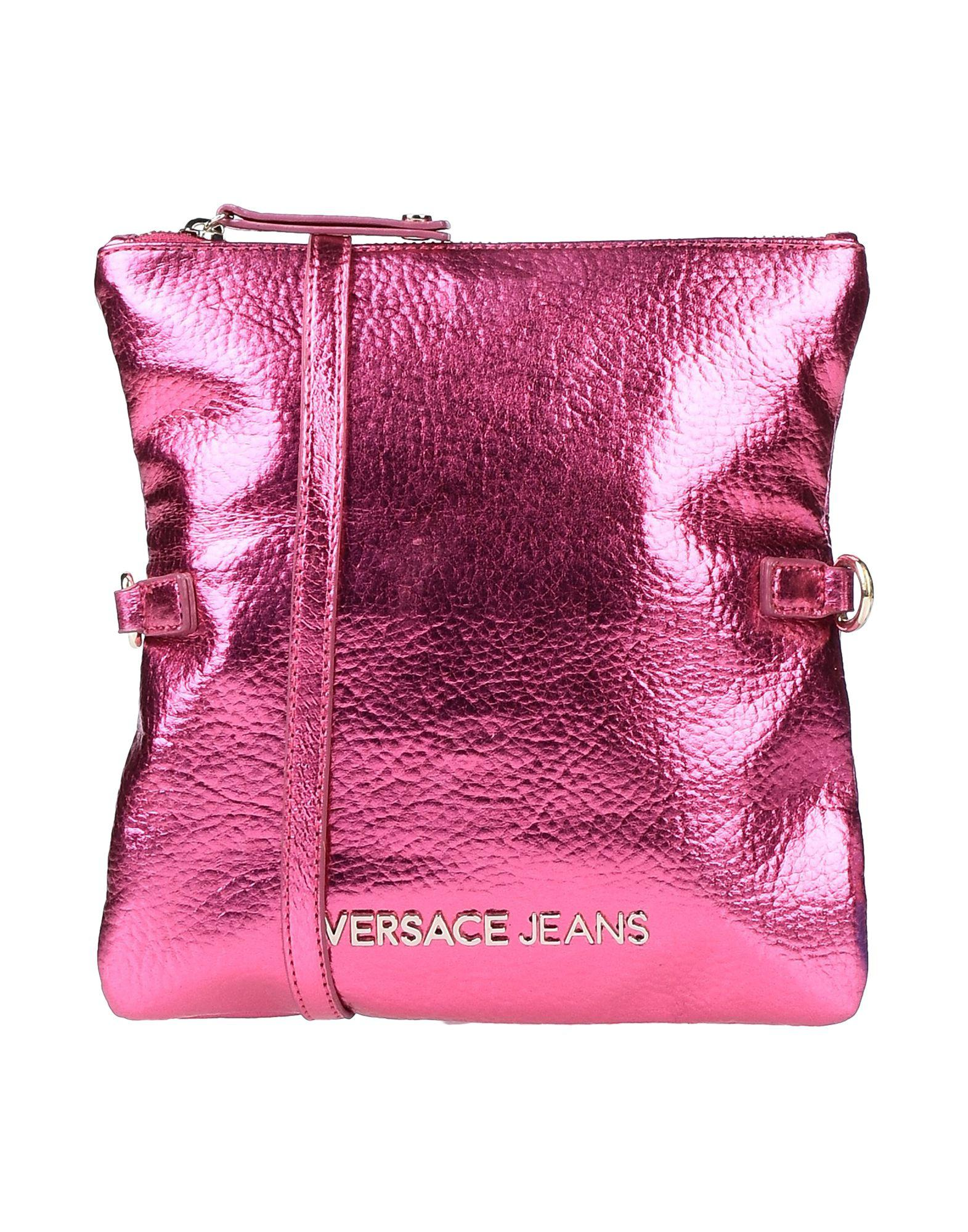 e1fd35f3 Lyst - Versace Jeans Cross-body Bag in Pink