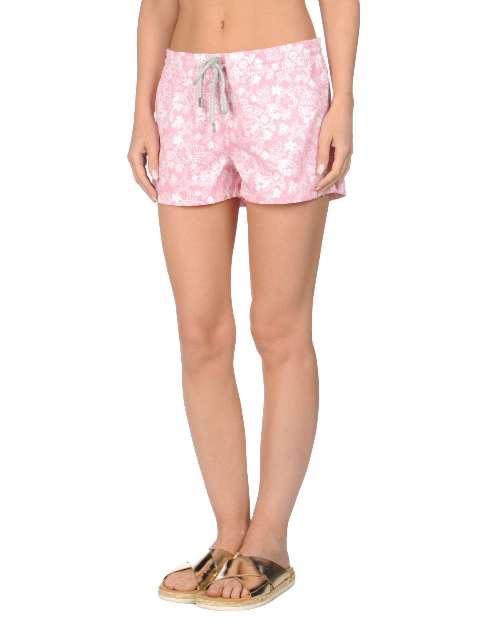 320aac1835 Vilebrequin - Pink Beach Shorts And Trousers - Lyst. View fullscreen
