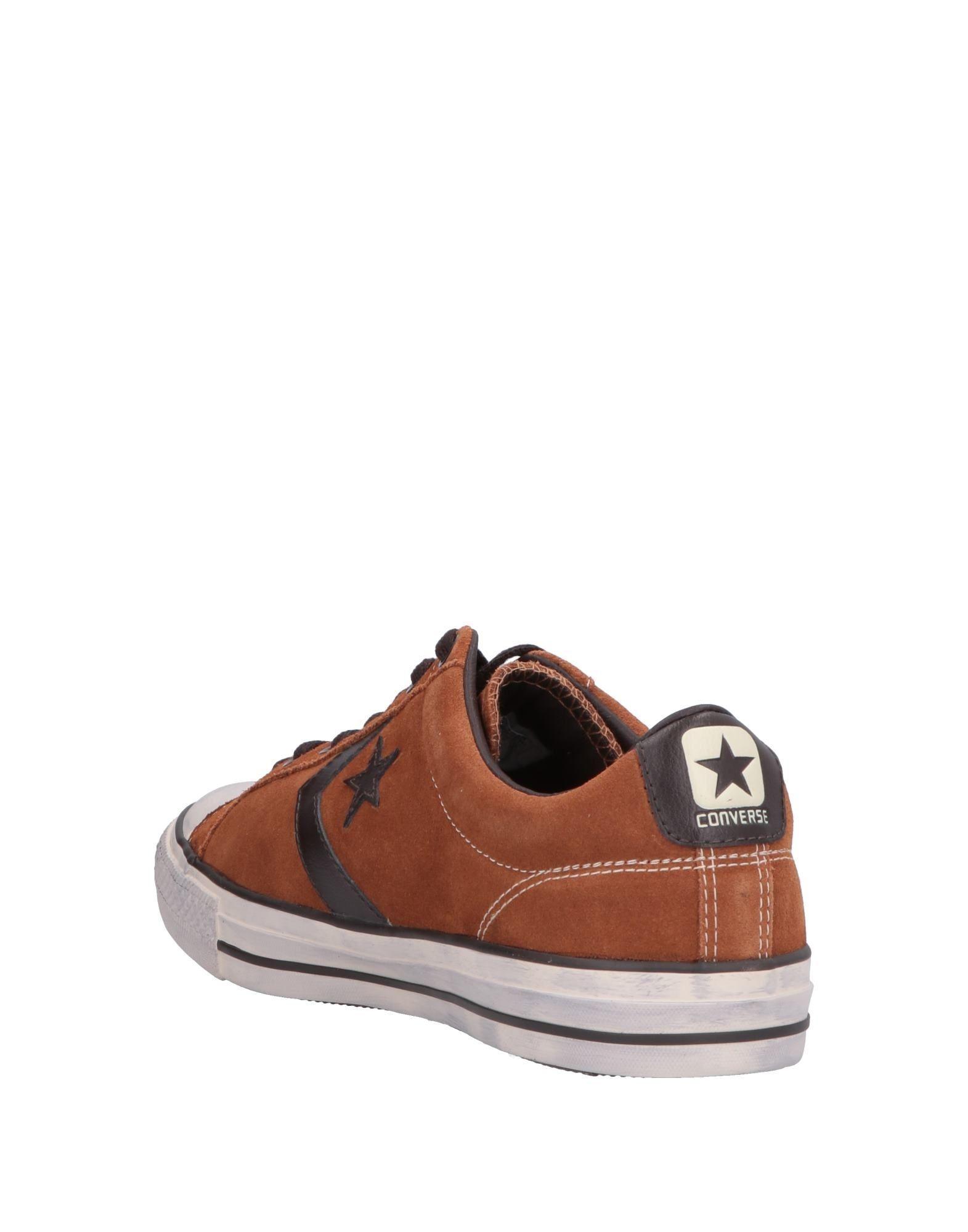 eaeb1b62b5bebe Converse Low-tops   Sneakers in Brown for Men - Lyst