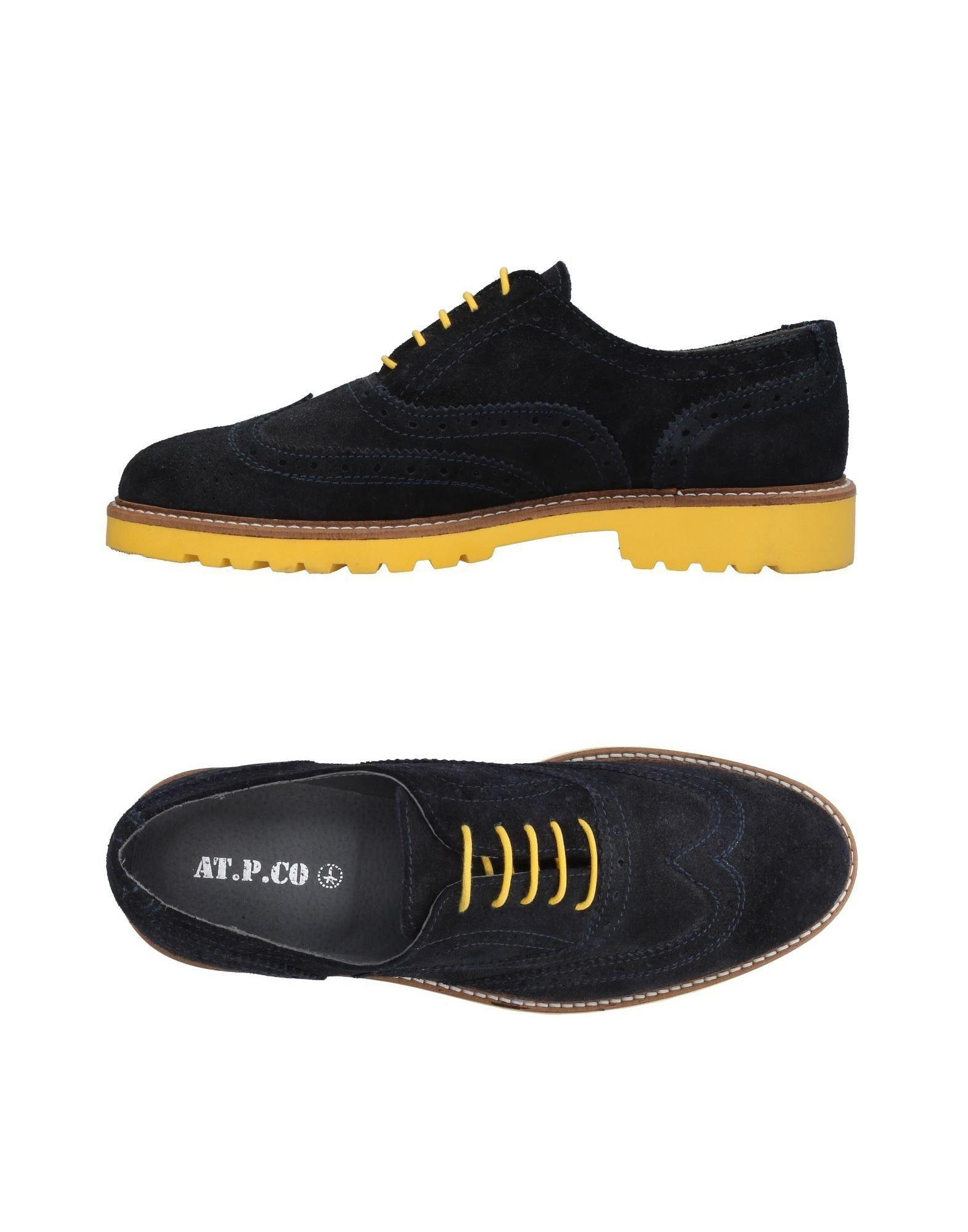 FOOTWEAR - Lace-up shoes AT.P. CO YoN45M
