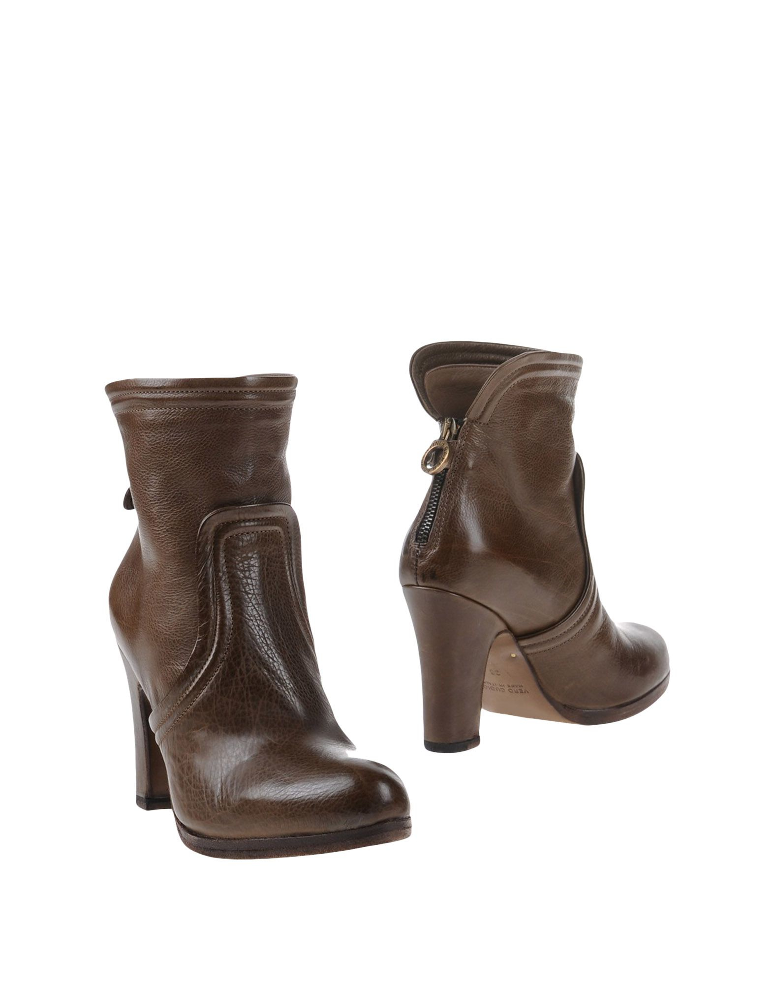 fiorentini baker ankle boots in brown dark brown lyst. Black Bedroom Furniture Sets. Home Design Ideas