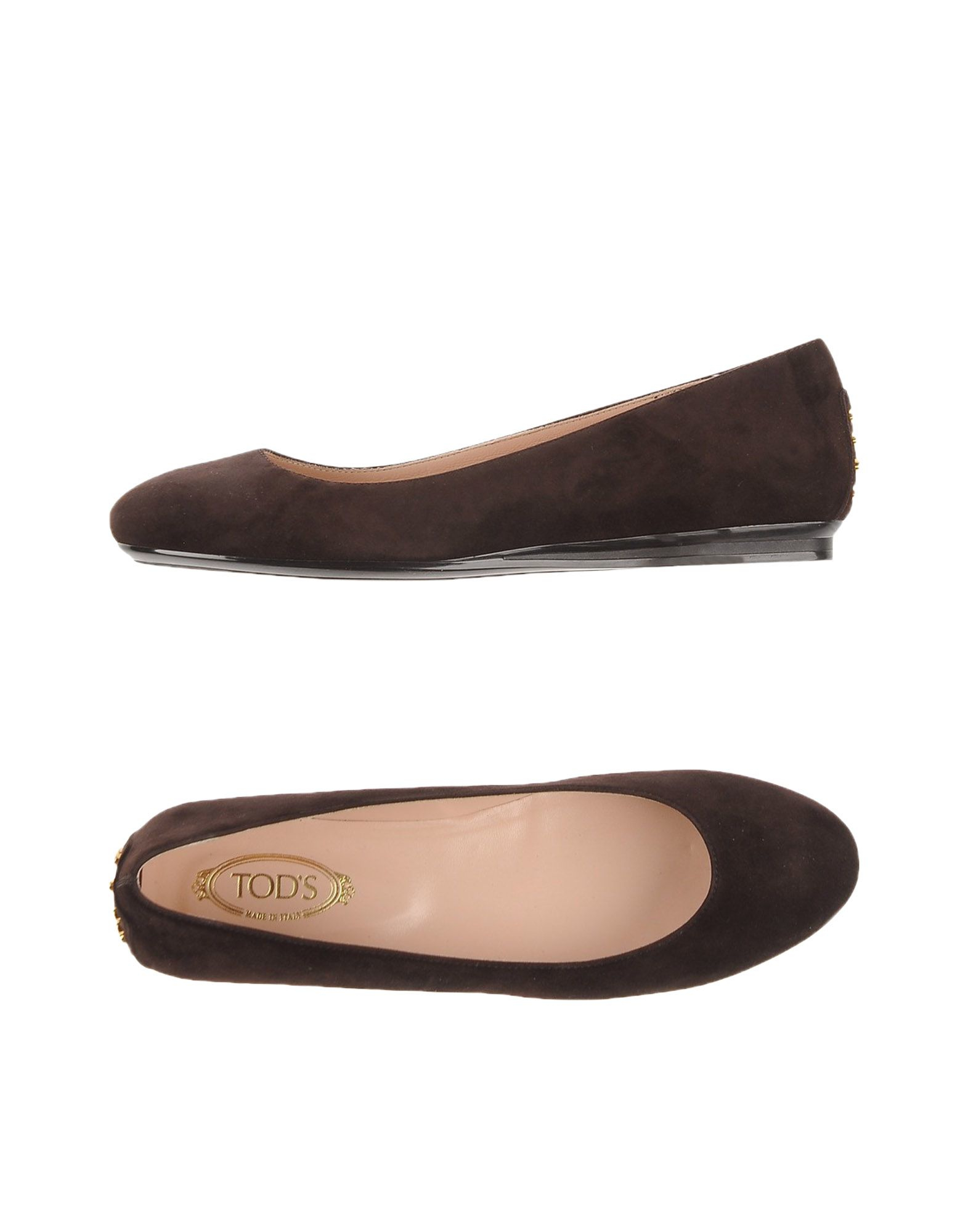 Brown Flats Shoes For Men On Suits