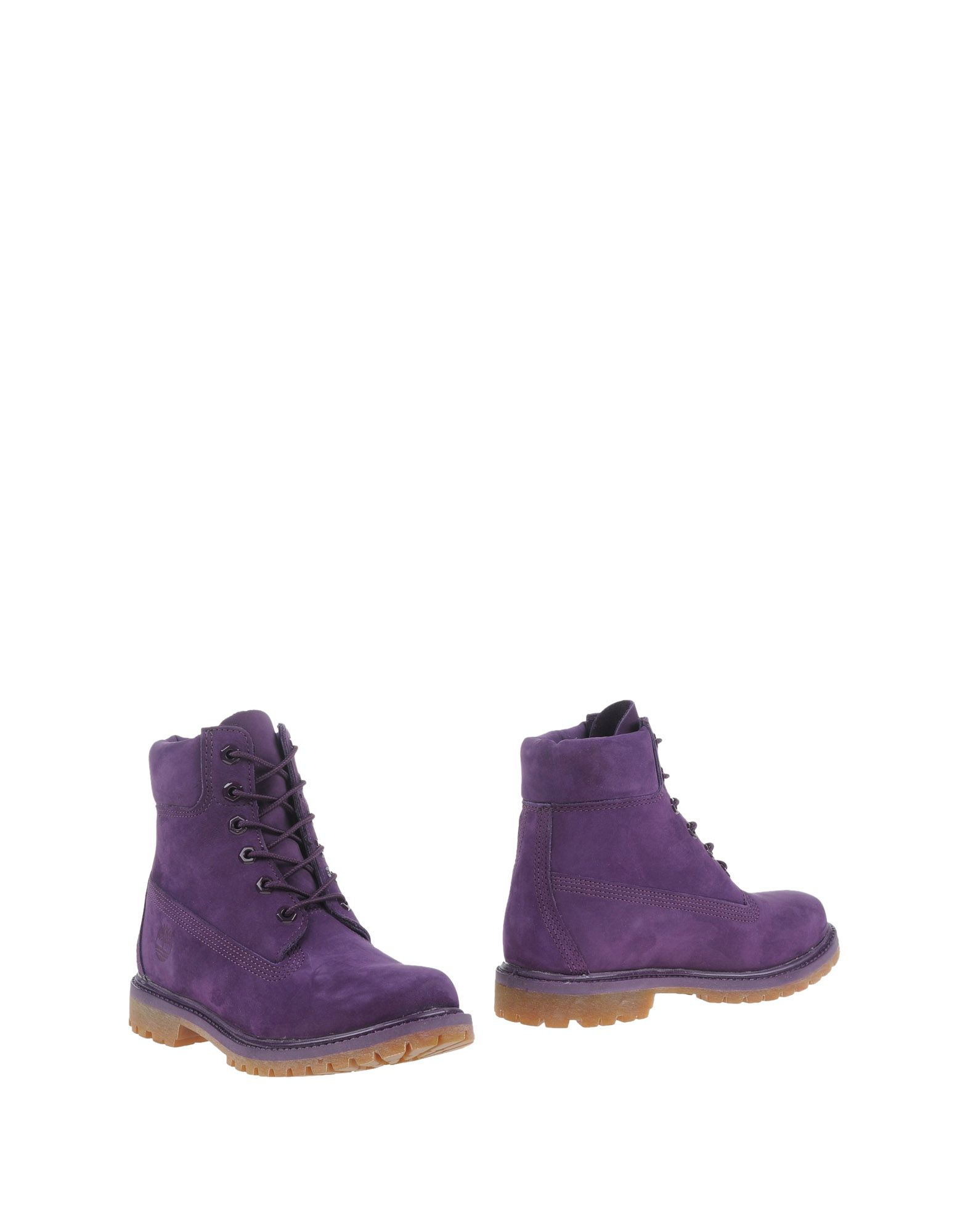Lastest  Timberland 6 Inch Premium Boot  Womens Boots  Magenta Purple UK4981