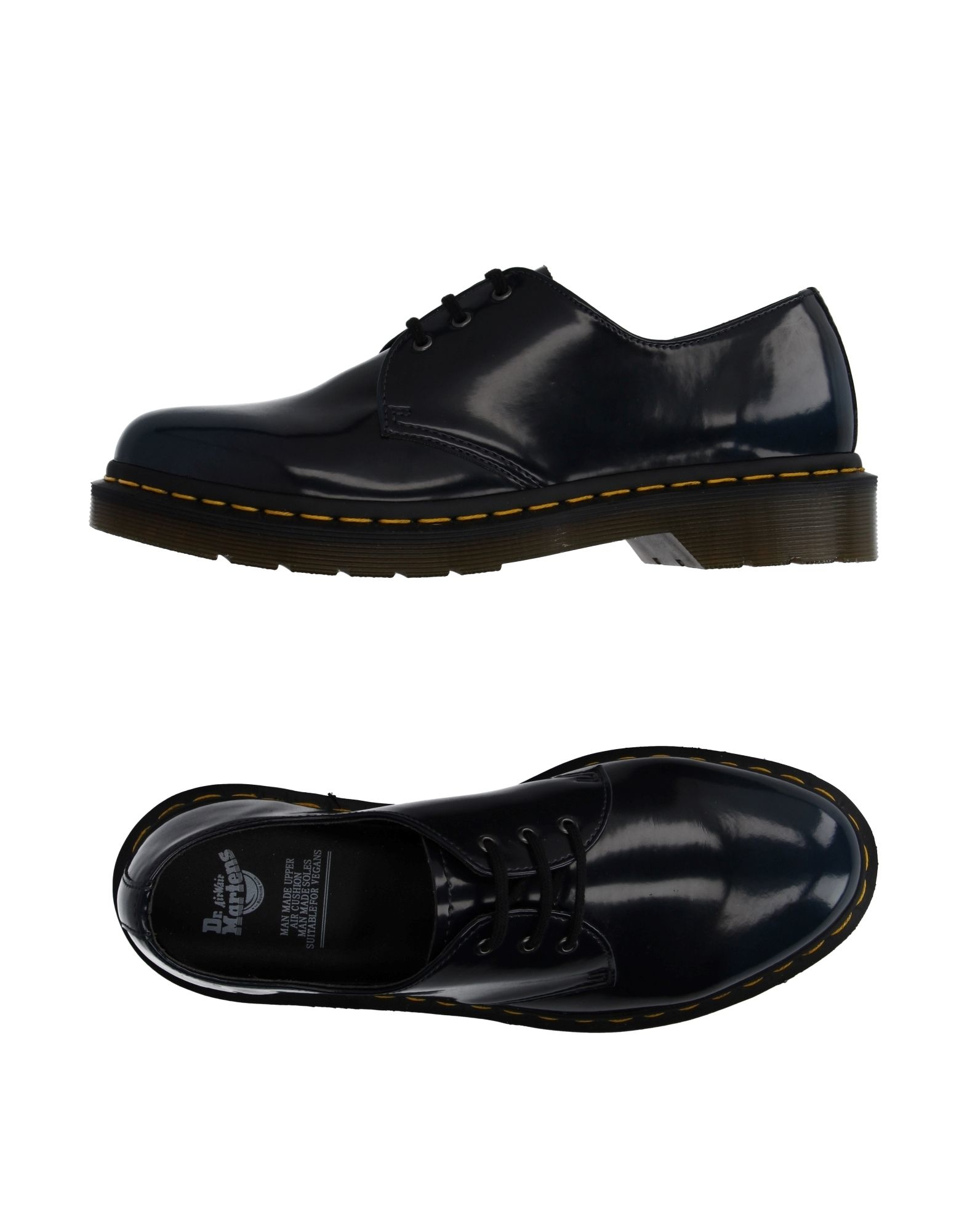 Dr Martens Lace Up Ballet Shoes