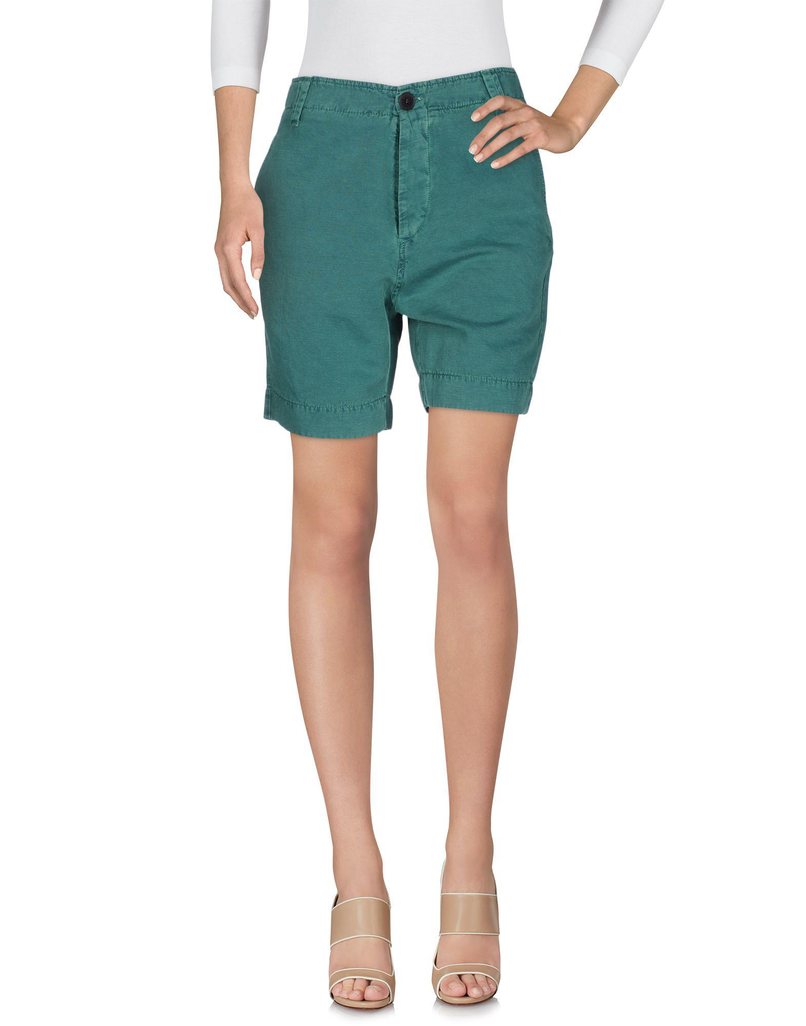 TROUSERS - Bermuda shorts Jucca
