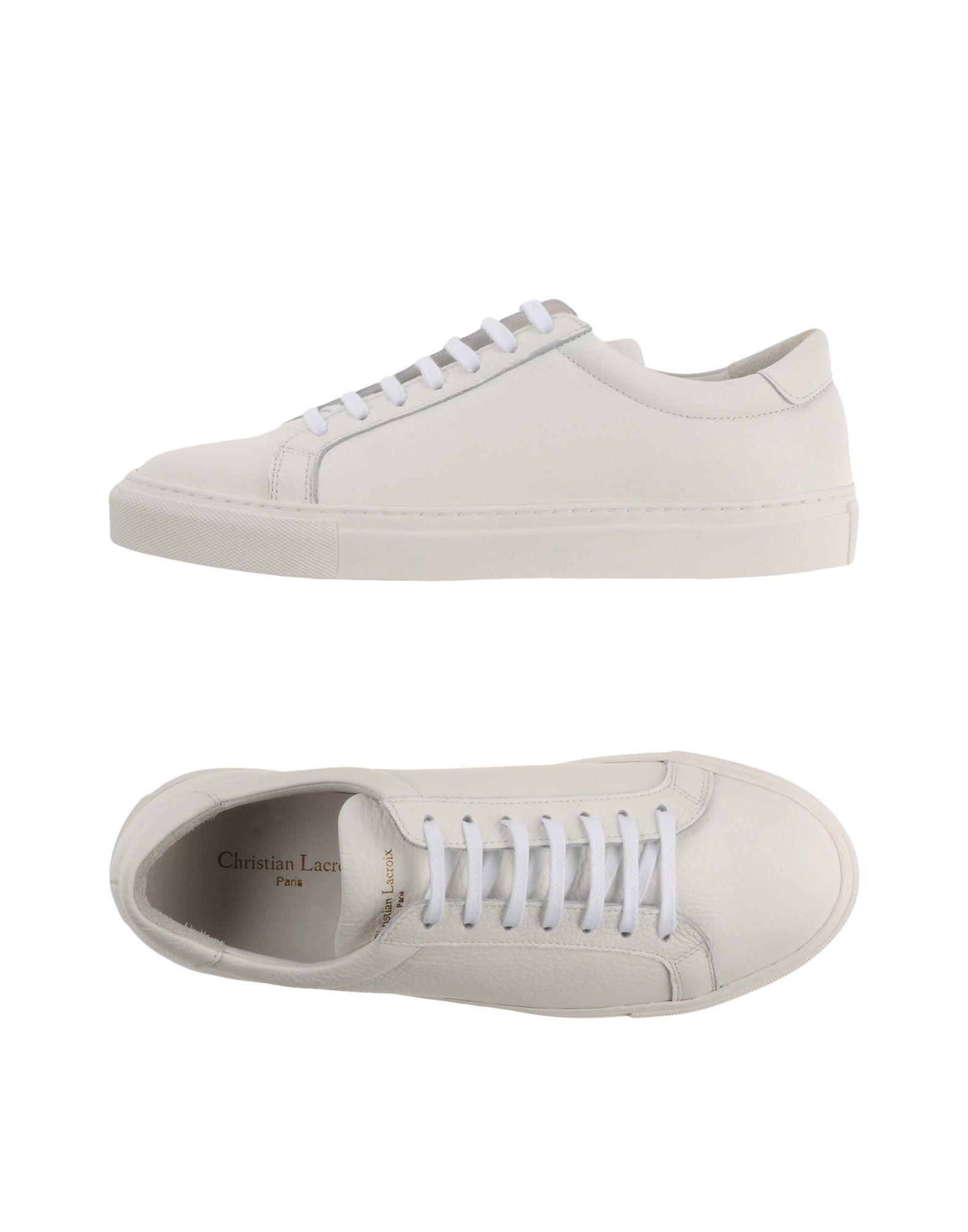 Christian Lacroix Mens Shoes