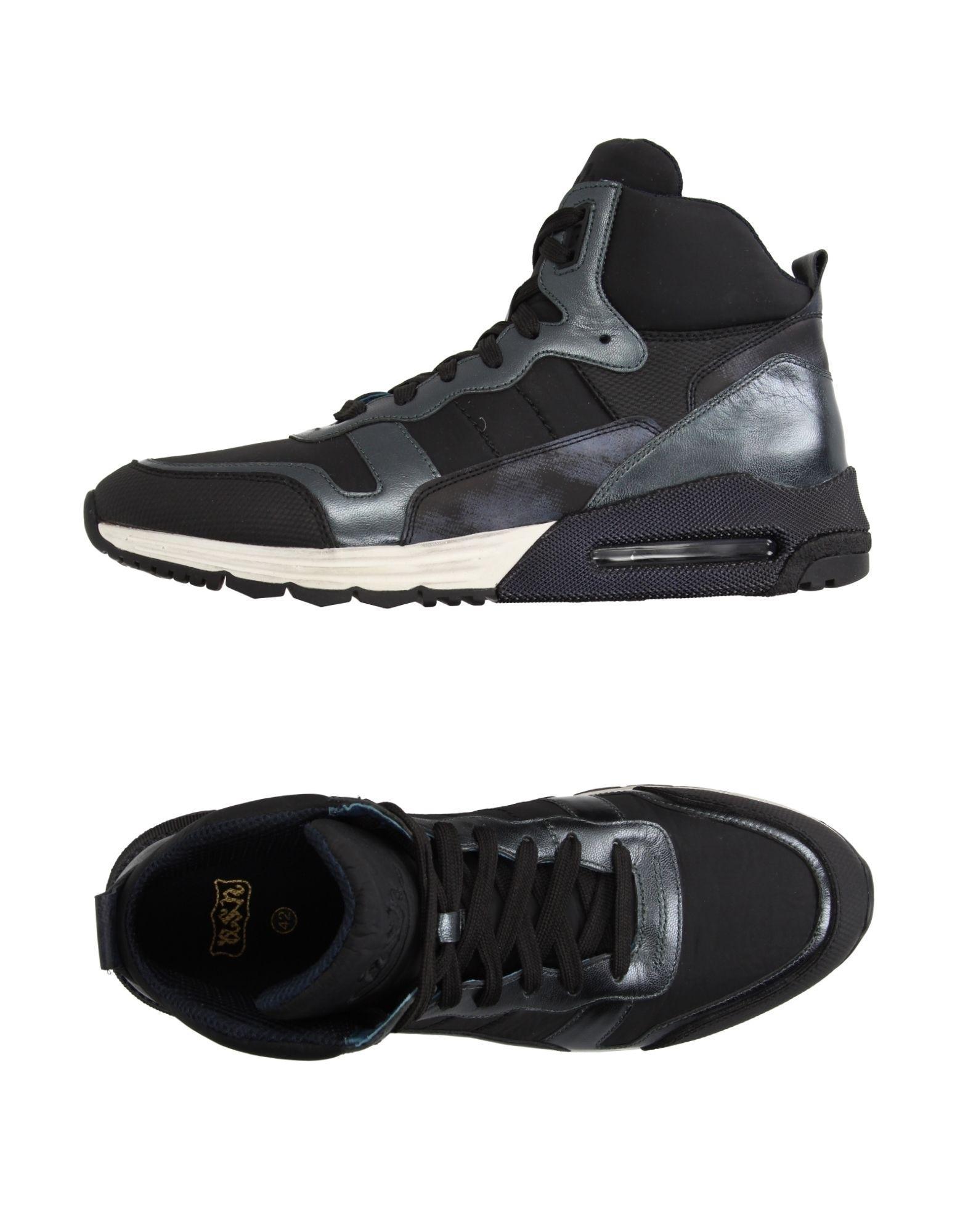 ash high tops sneakers in black for men lyst. Black Bedroom Furniture Sets. Home Design Ideas