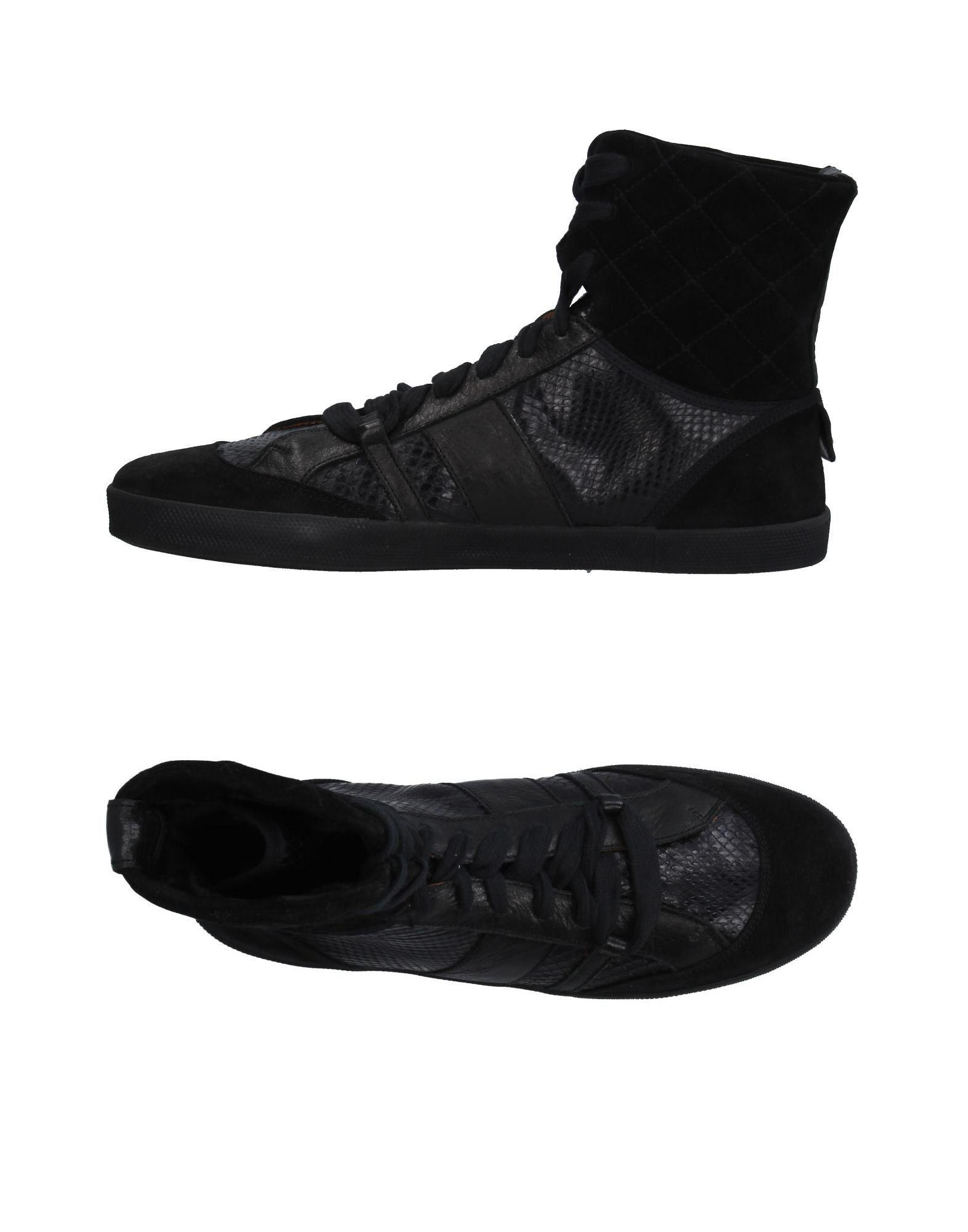 chlo high tops sneakers in black for men lyst. Black Bedroom Furniture Sets. Home Design Ideas