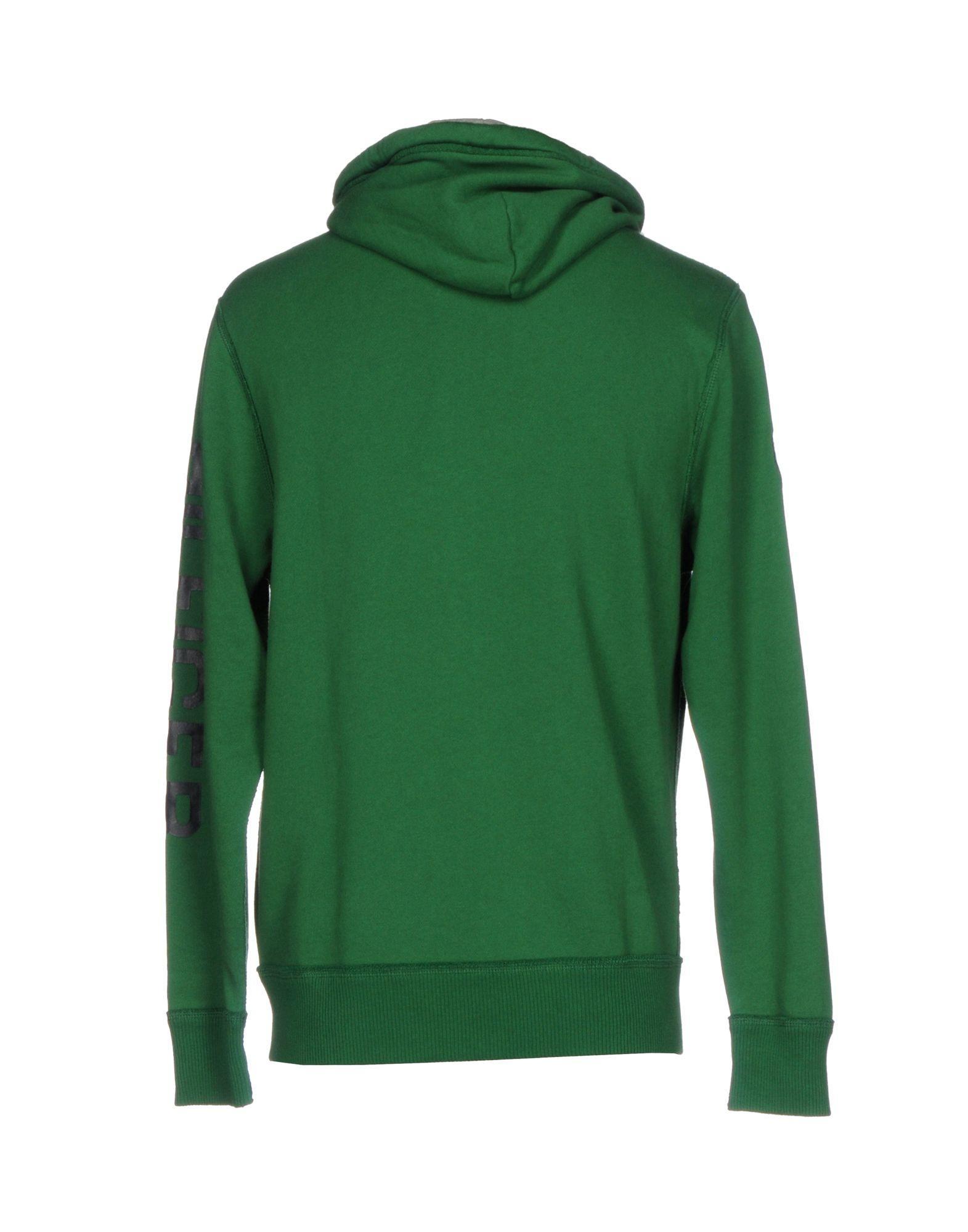 lyst tommy hilfiger sweatshirt in green for men. Black Bedroom Furniture Sets. Home Design Ideas