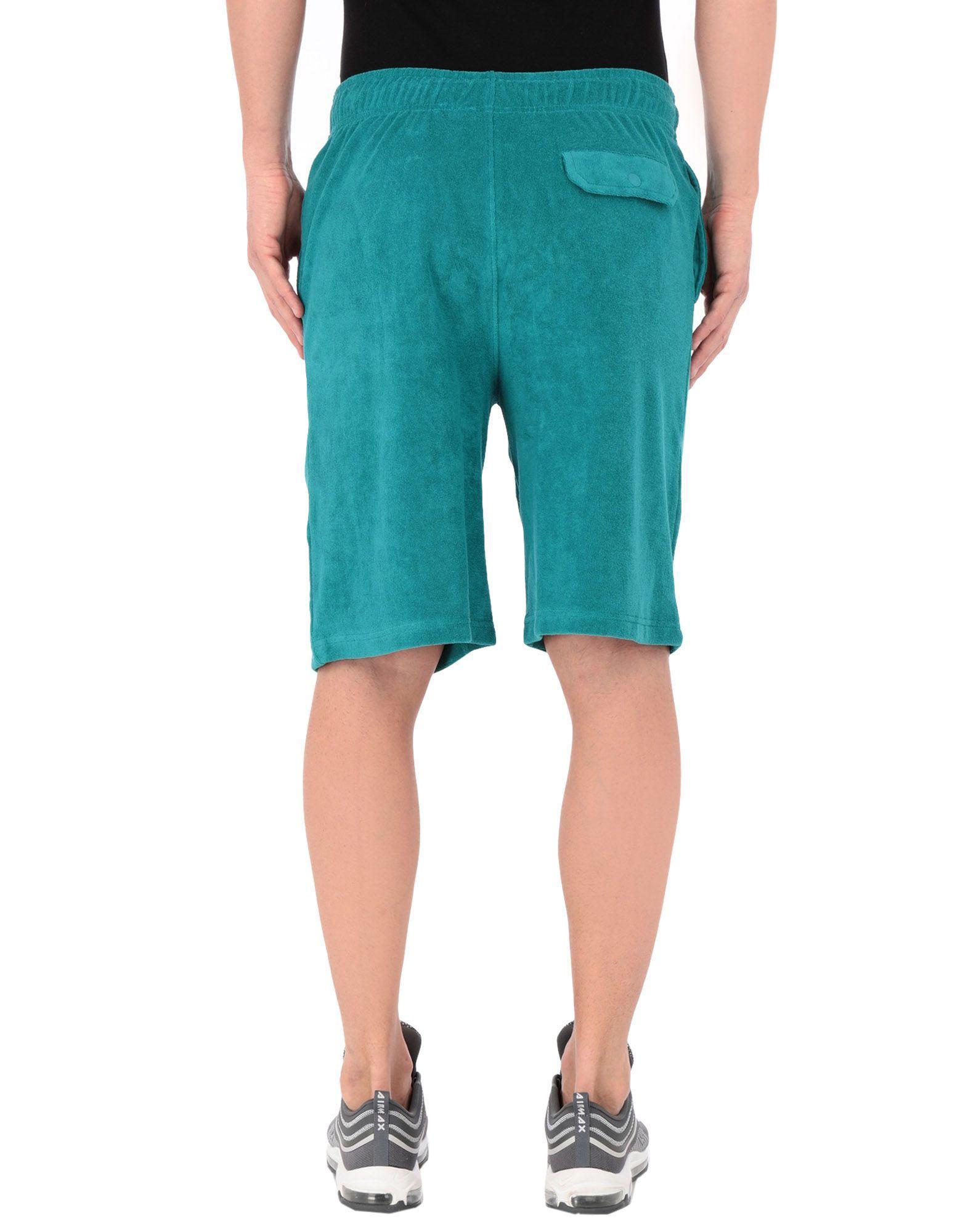 dffcc6e05a7c1 Fila Bermuda Shorts in Blue for Men - Lyst