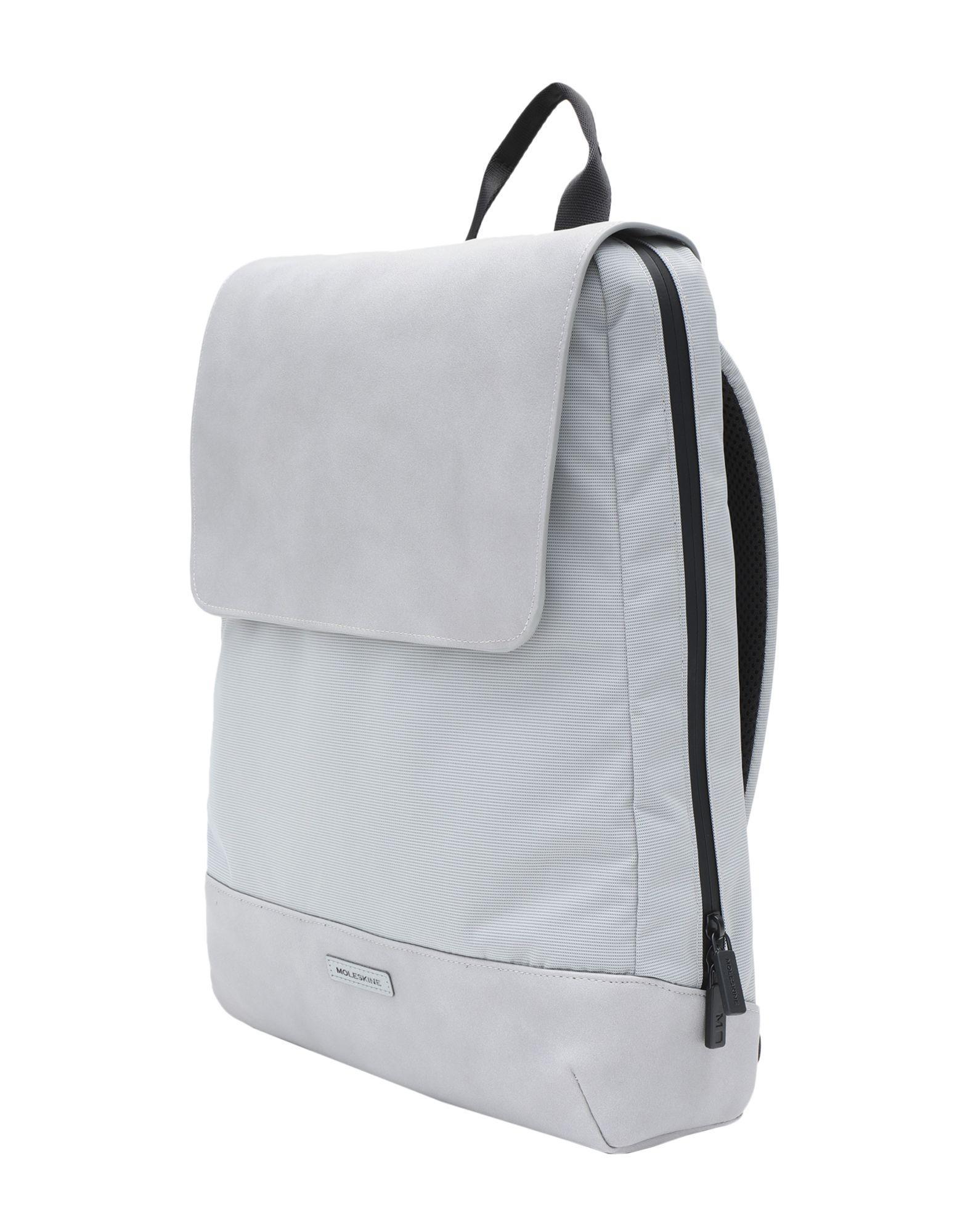 Moleskine Backpacks   Fanny Packs in Gray for Men - Lyst 74649d76ed81c