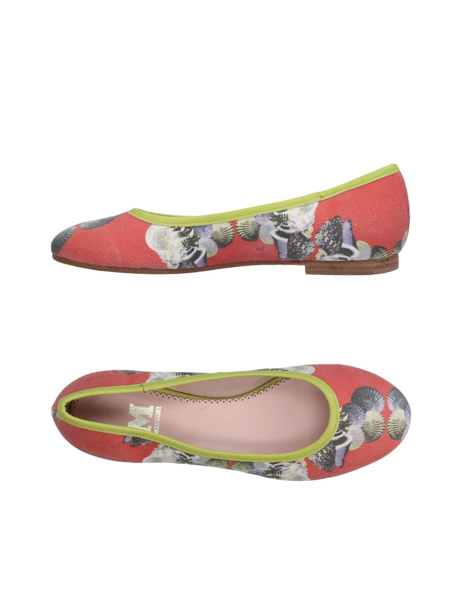 discount exclusive M MISSONI Ballet flats clearance visit authentic for sale cheap pay with paypal wvvZ9