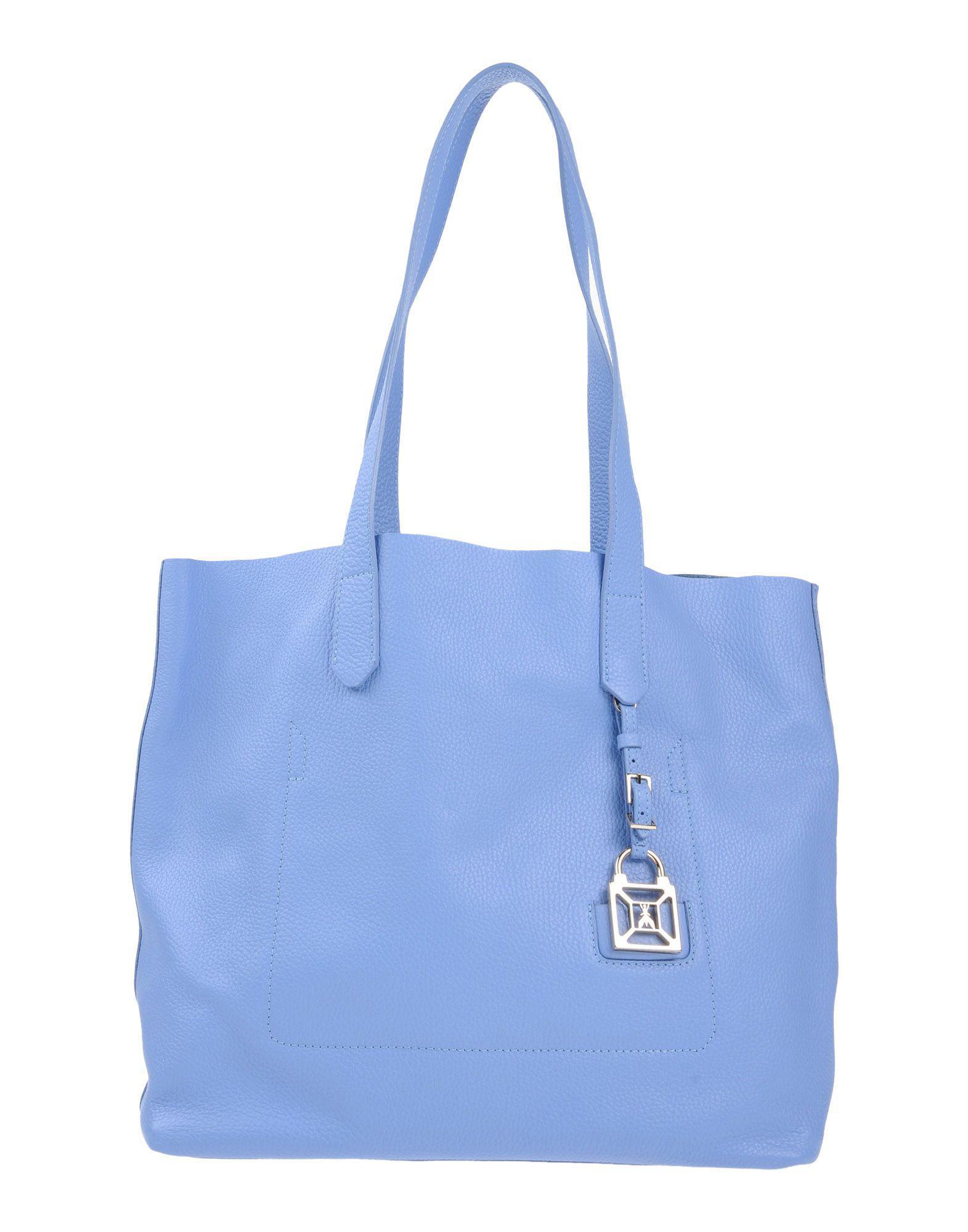 cec18db000 Lyst - Patrizia Pepe Shoulder Bag in Purple