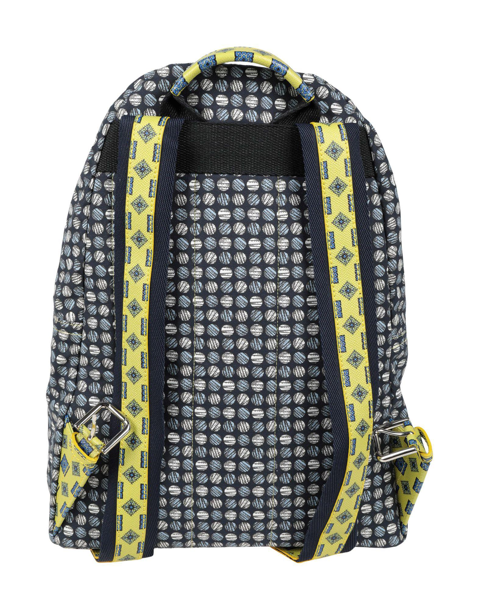 ... official photos 806c9 aecea Dolce Gabbana Backpacks Bum Bags in Blue  for Men - Lyst ... 4a7bf8ecb1