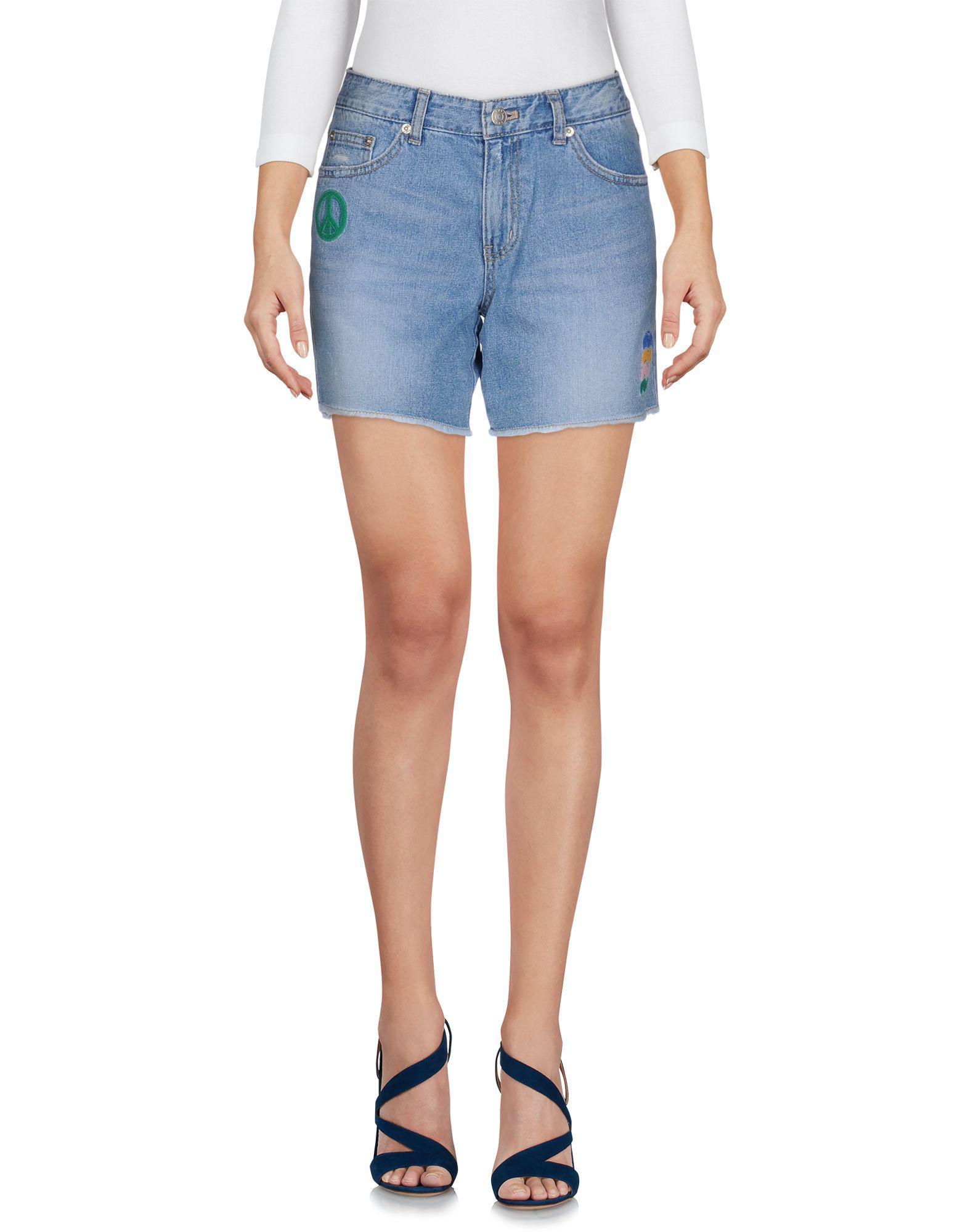 DENIM - Denim shorts Sjyp LXBpc
