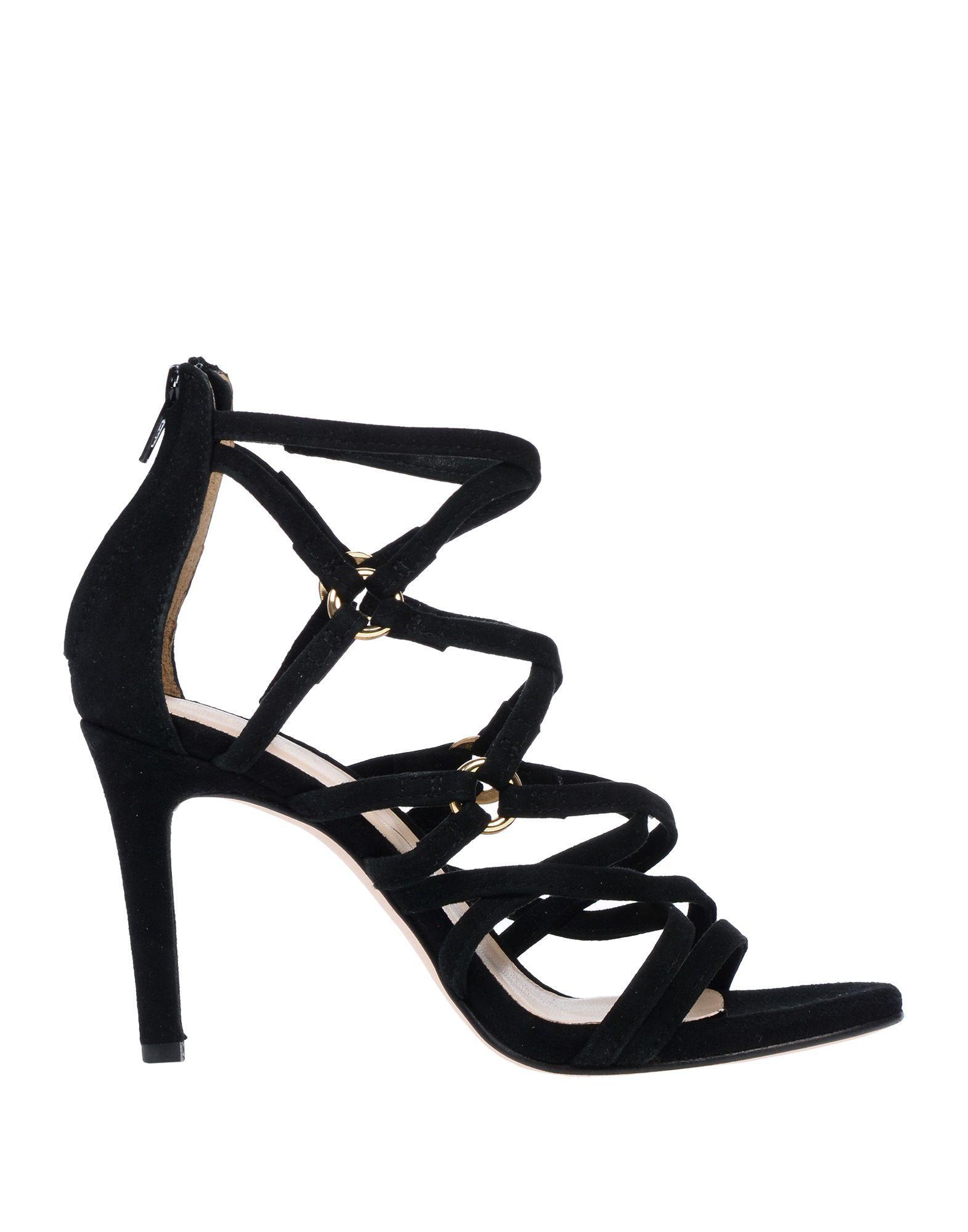 503fe3685e6b Lyst - Unisa Sandals in Black