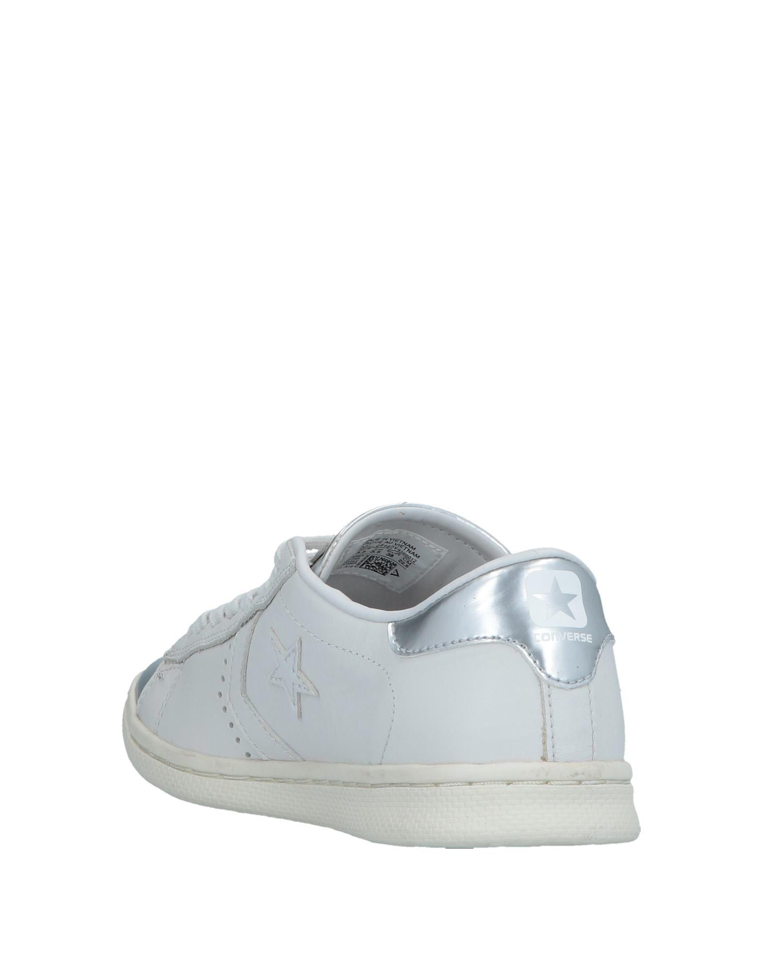 c3417cdfb29154 Converse Cons Low-tops   Sneakers in Metallic - Lyst