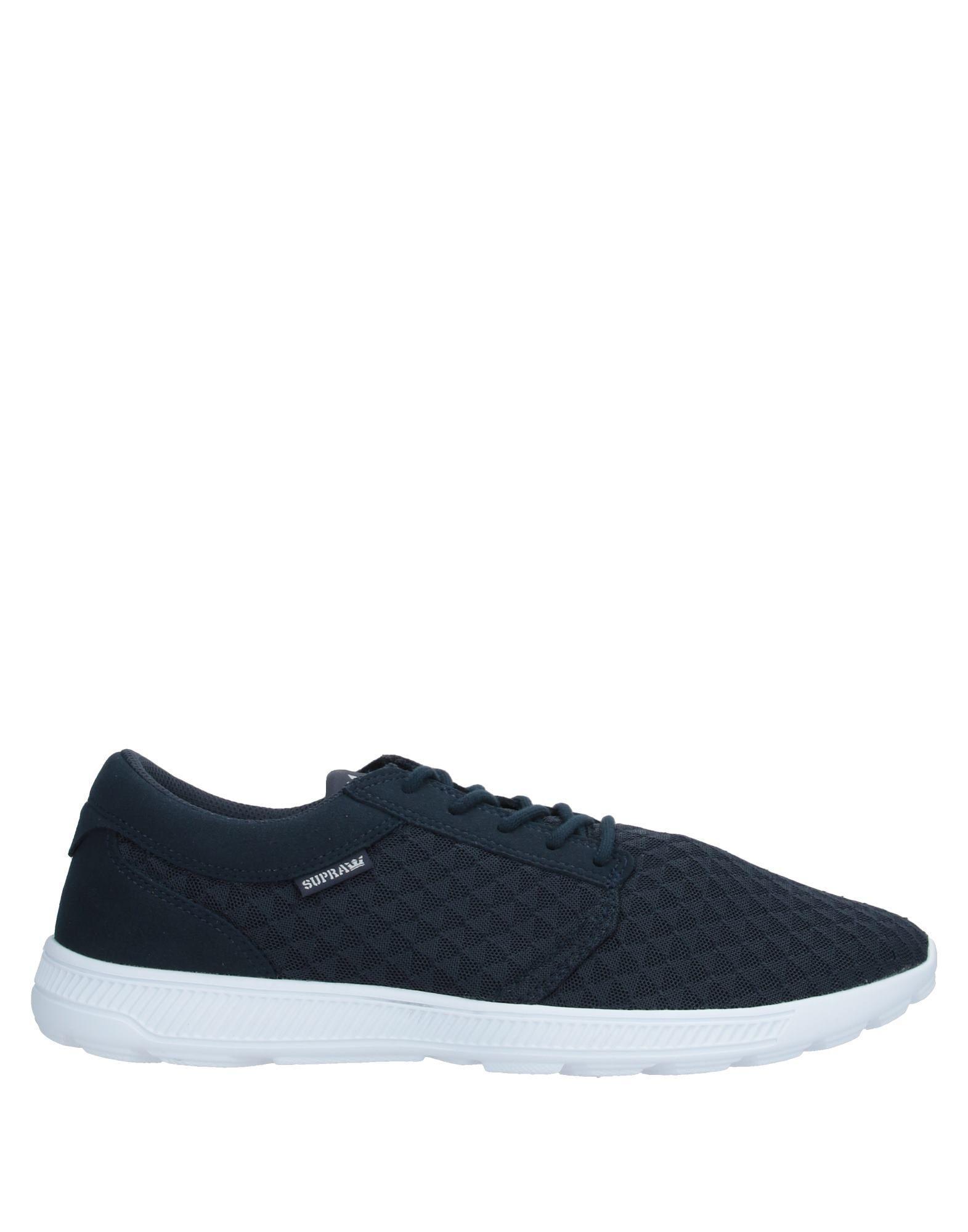 1a0dbc28ec Supra Low-tops & Sneakers in Blue for Men - Lyst