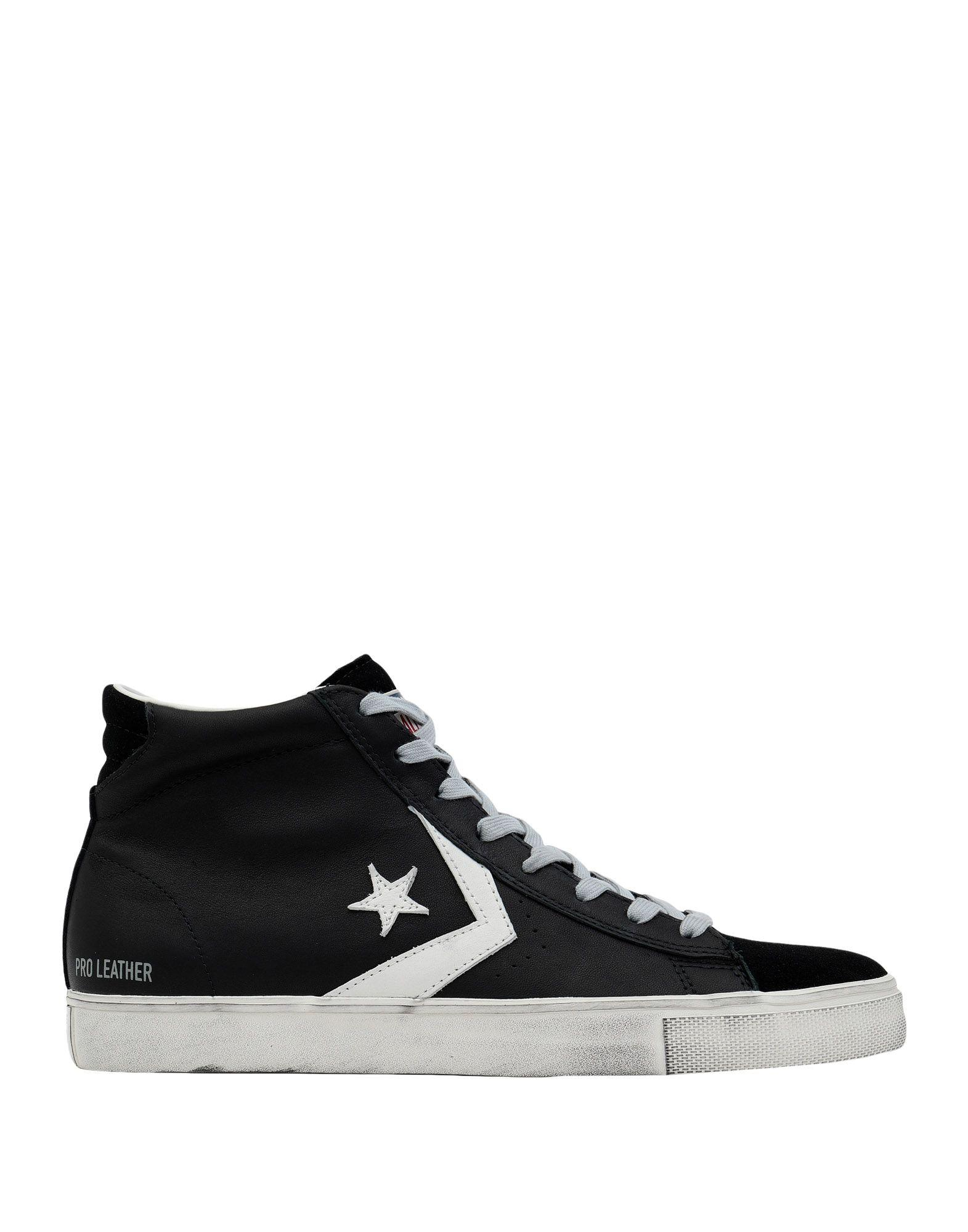 b630498bfab0 Converse High-tops   Sneakers in Black for Men - Lyst
