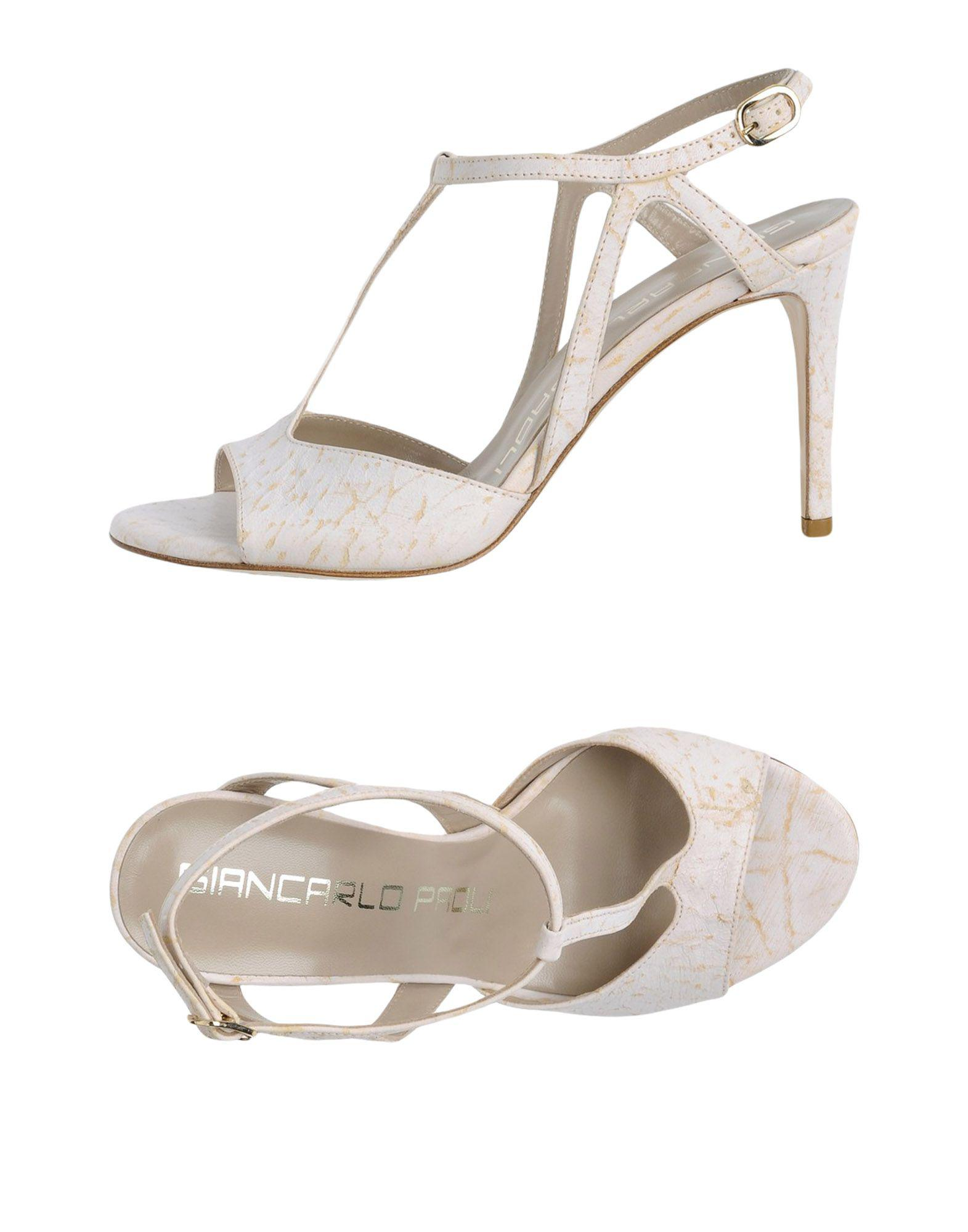 FOOTWEAR - Sandals Giancarlo Paoli Latest For Sale 100% Original fMdwPg7X