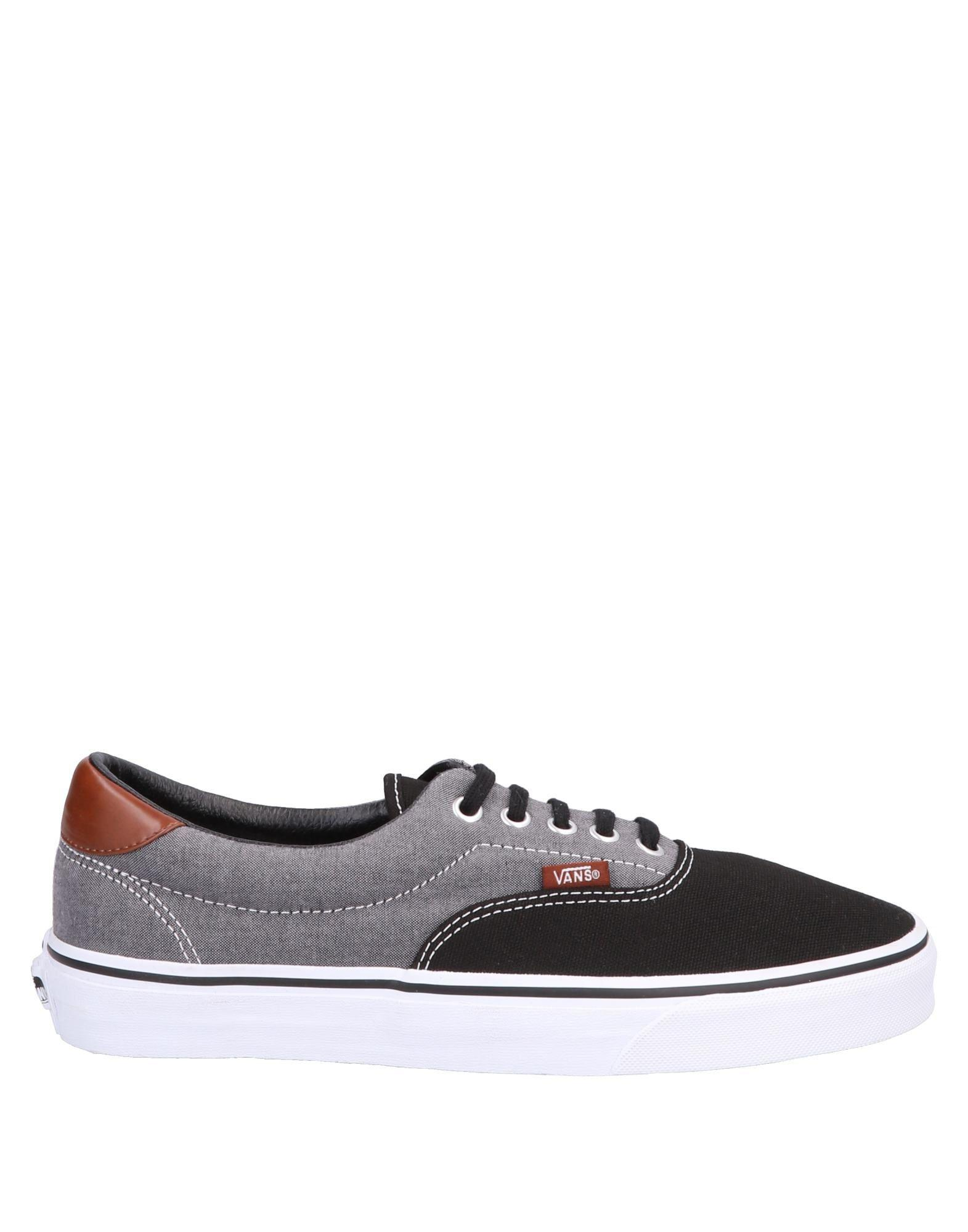 ca4b49c056aea2 Lyst - Vans Low-tops   Sneakers in Black for Men