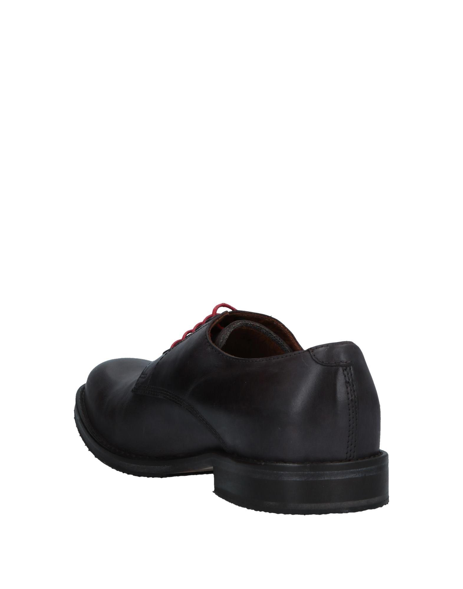 Men In Up Lyst For Eleventy Lace Brown Shoe SqZ4Uw