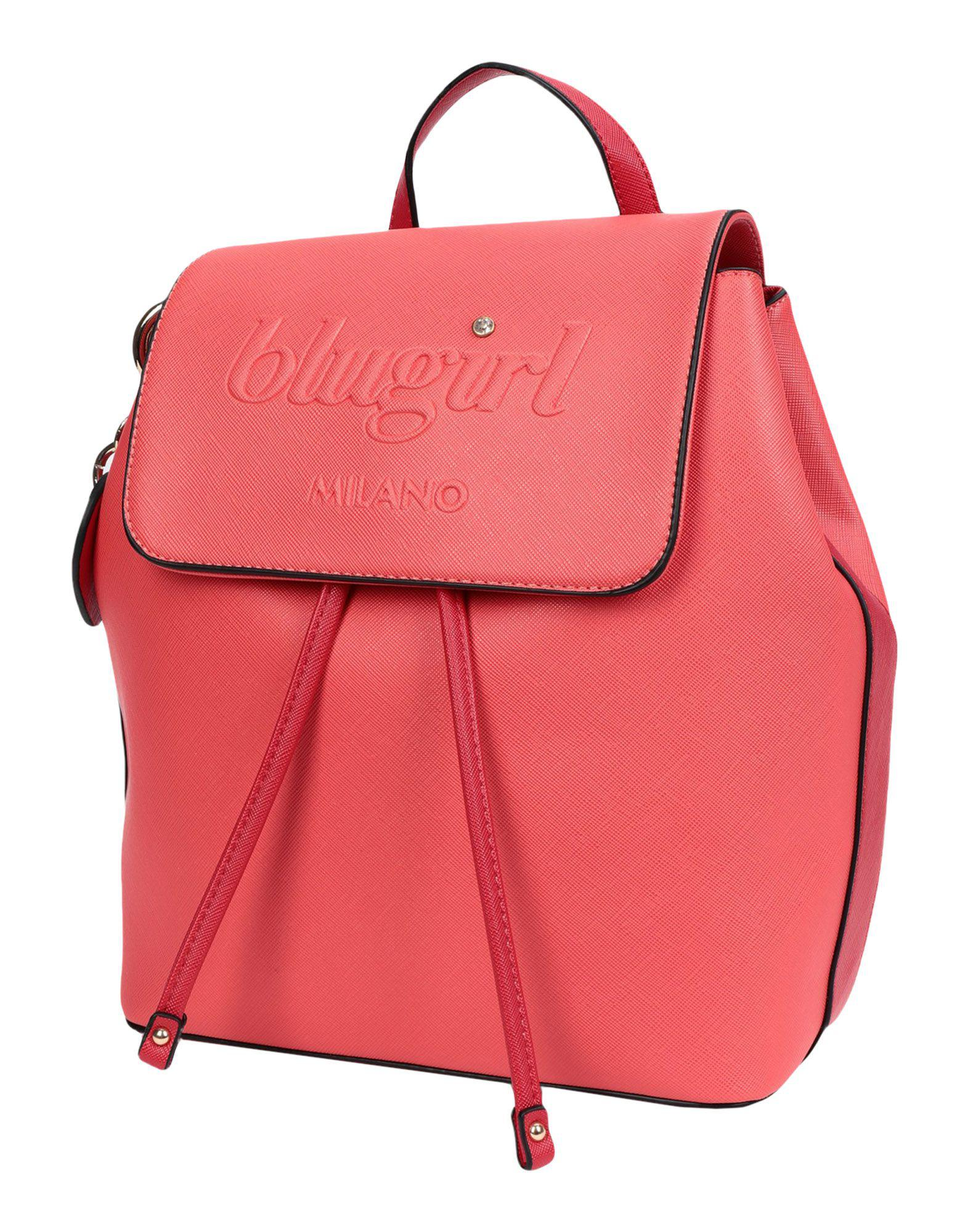Bum Bags amp; Backpacks Lyst In Red Blugirl Blumarine qwItaa