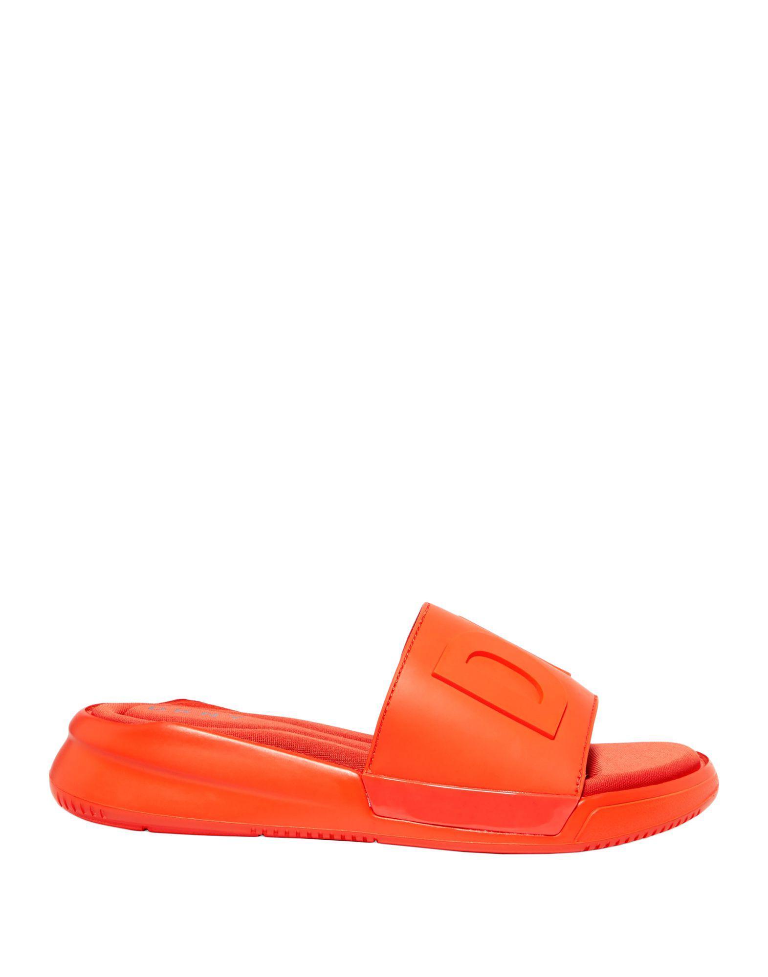 9f369174afd Lyst - Dkny Sandals in Orange