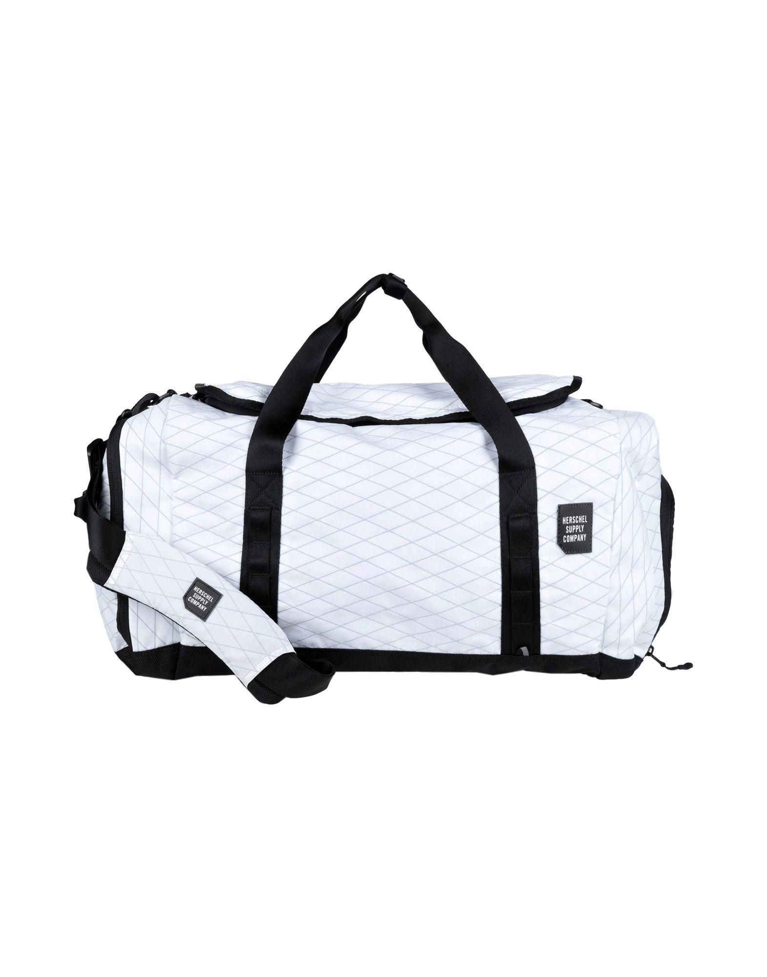 Herschel Supply Co. Travel   Duffel Bags in White for Men - Lyst bdabbc1175efc