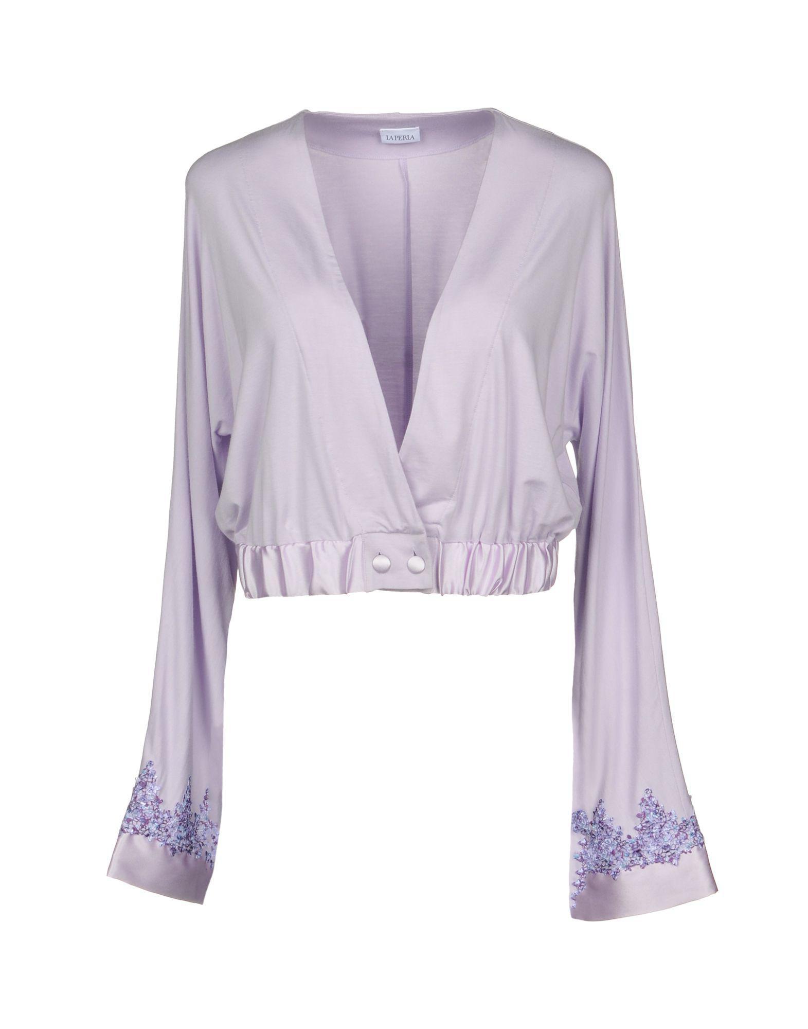 f68ea566fd La Perla Sleepwear in Purple - Lyst