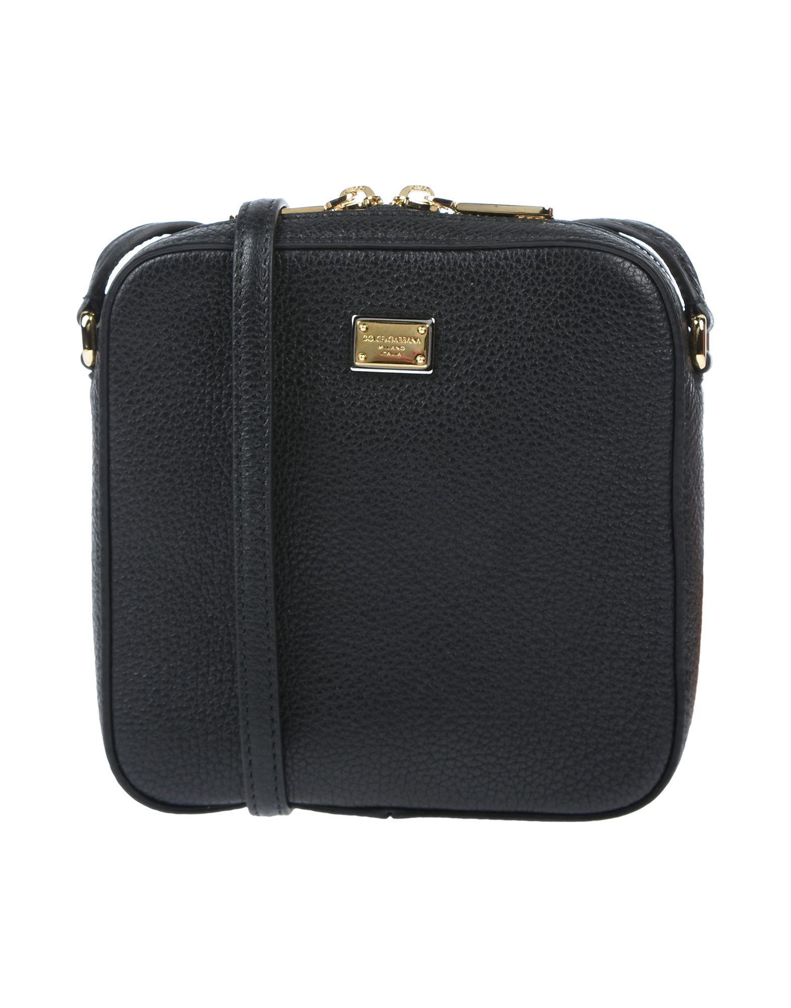 82536379b02c Dolce   Gabbana Cross-body Bag in Black - Lyst