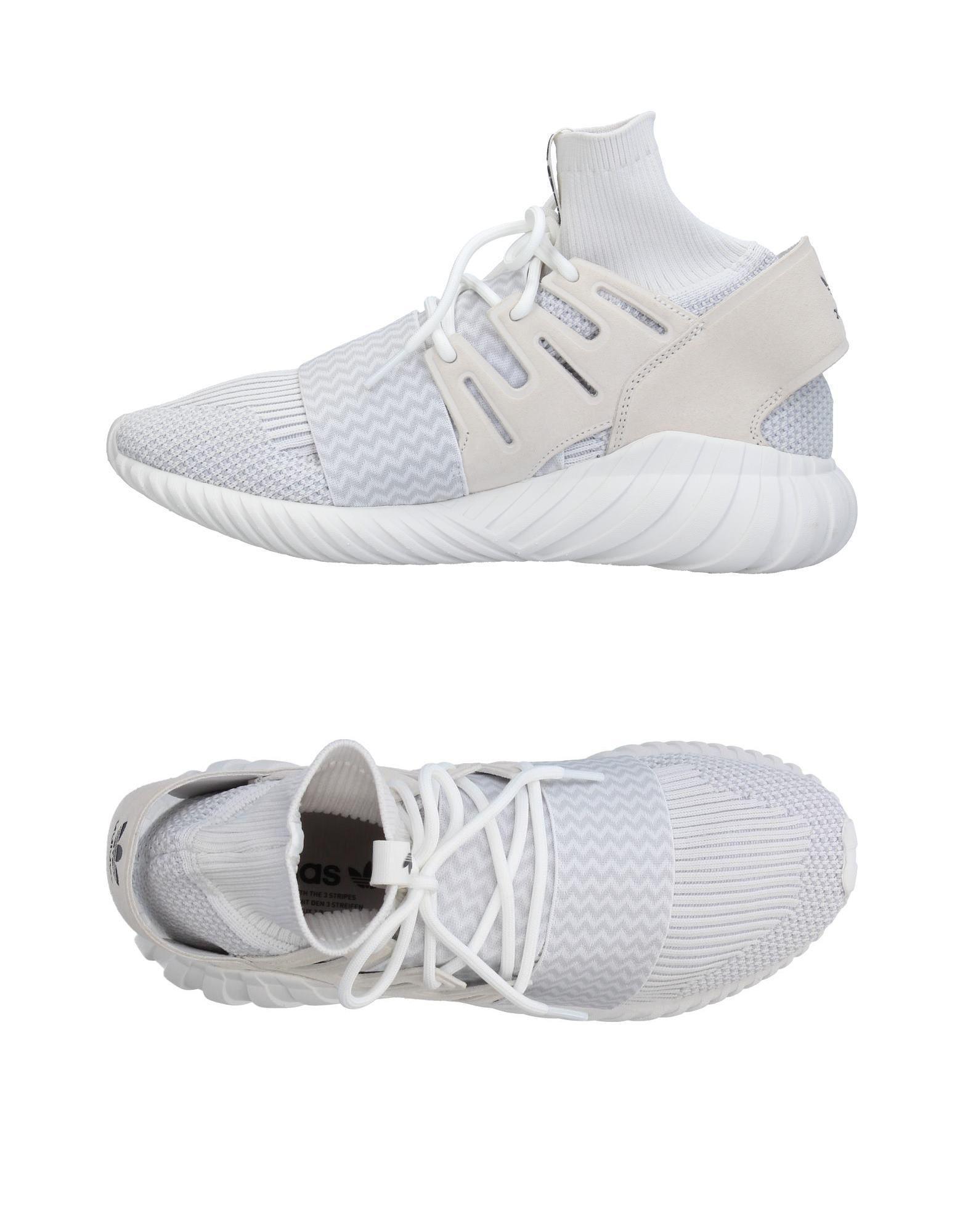 Chaussures Casual Adidas Originals Superstar BlancOrBleu