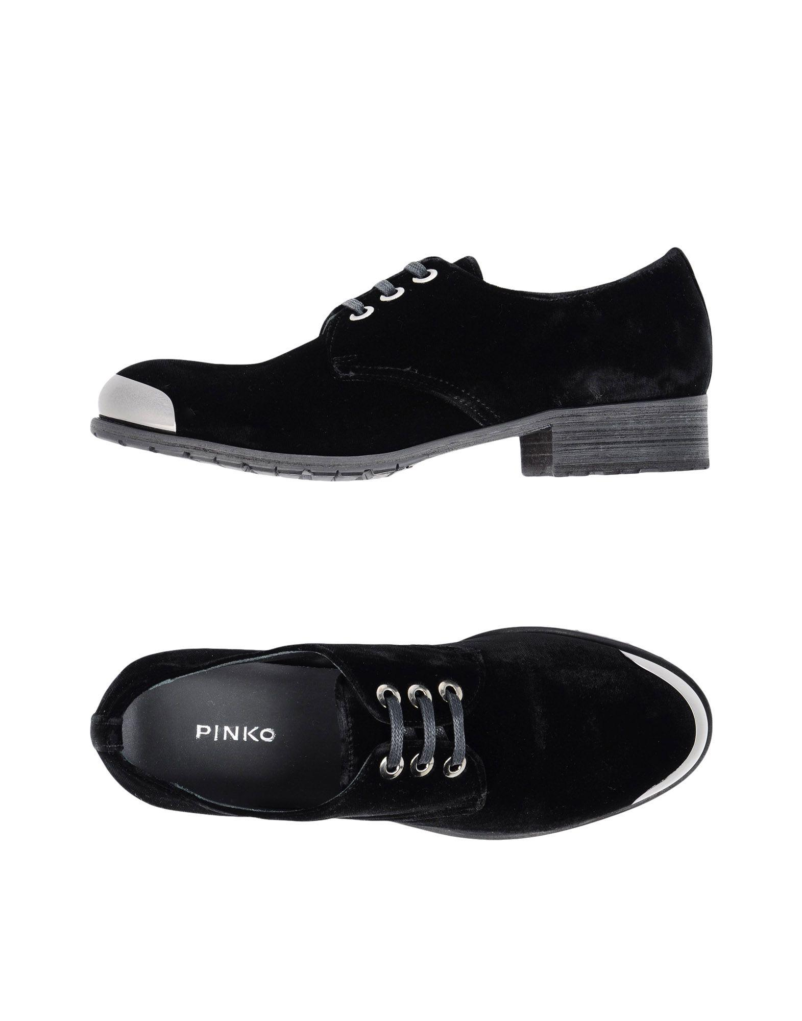 FOOTWEAR - Lace-up shoes Pinko