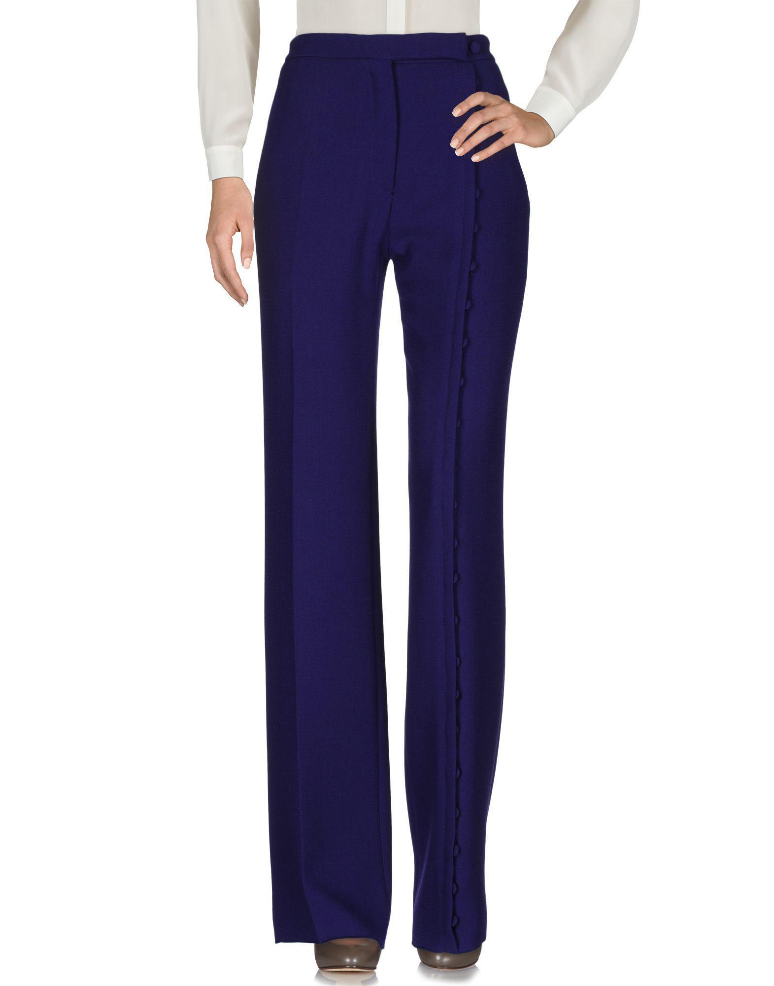 Straight-cut pants Marco De Vincenzo wIf98WE