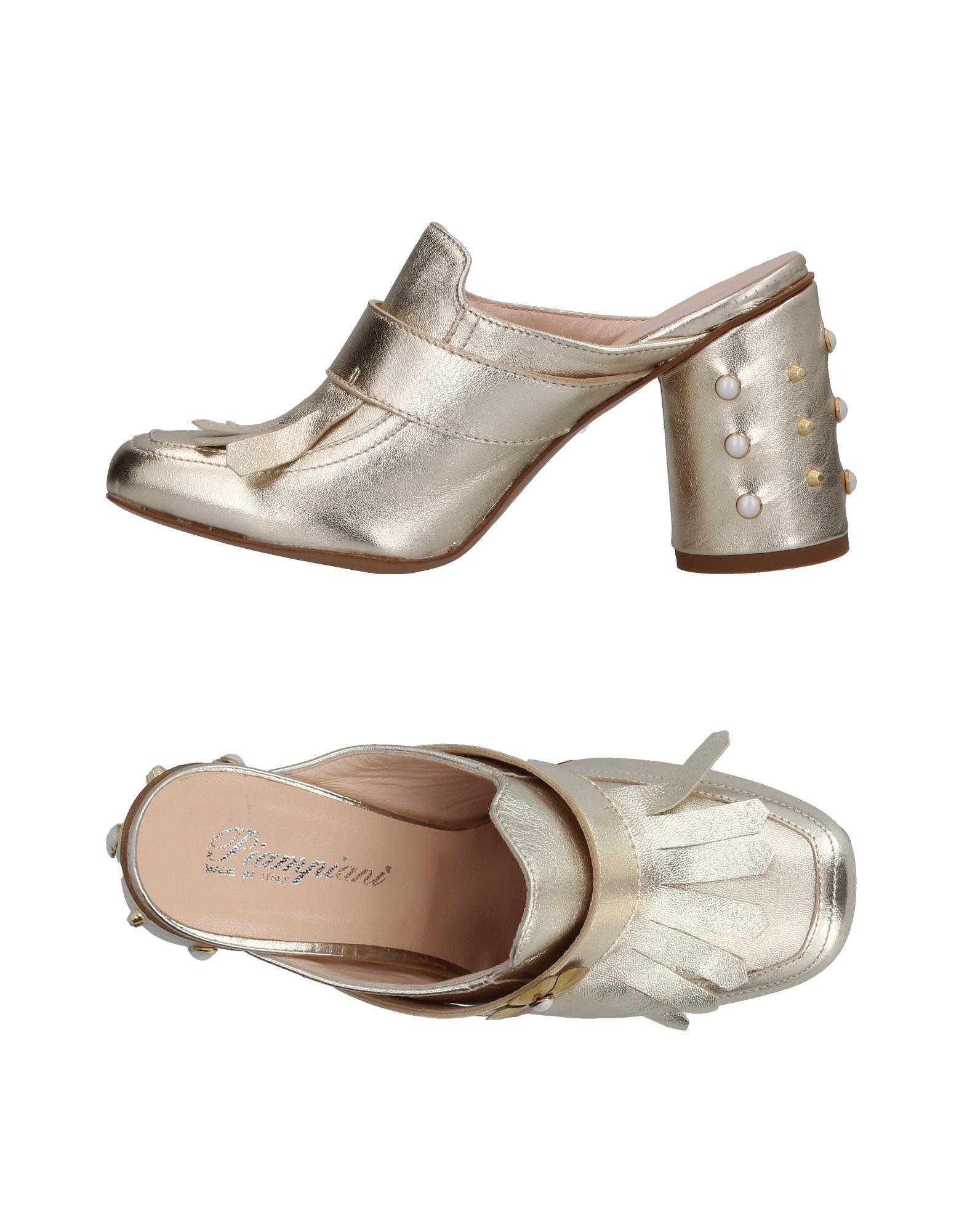 Chaussures - Mules Piampiani Y7Ocs