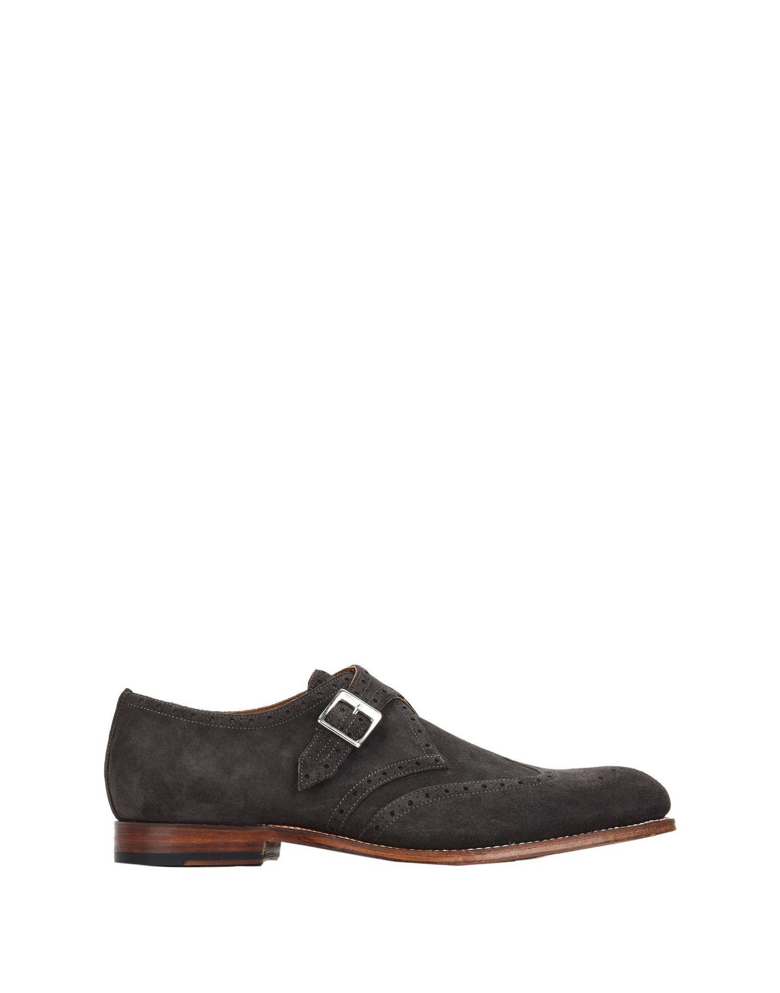 bb2cec4b7c8 Lyst - Grenson Loafer in Gray for Men