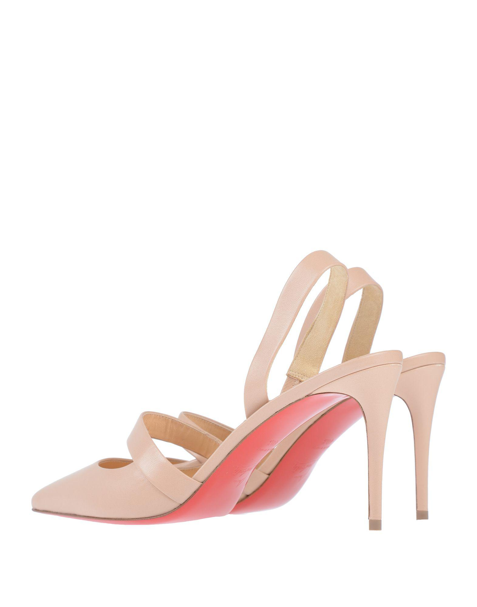 afd629b92c7d Lyst - Christian Louboutin Pump in Pink