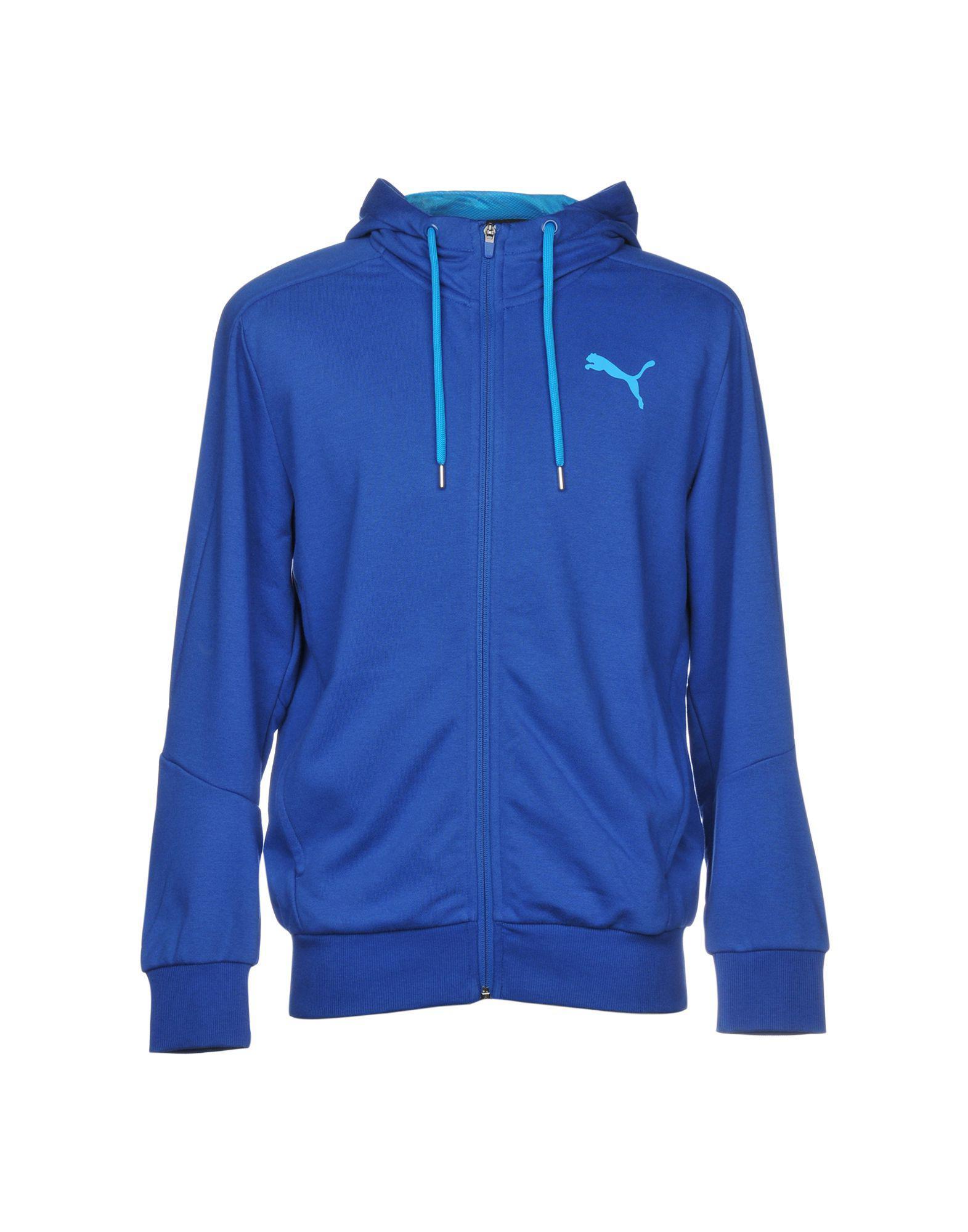 Puma De Sudadera Hombre Color Lyst Azul w17BqE55 8e9abcbfb46ad