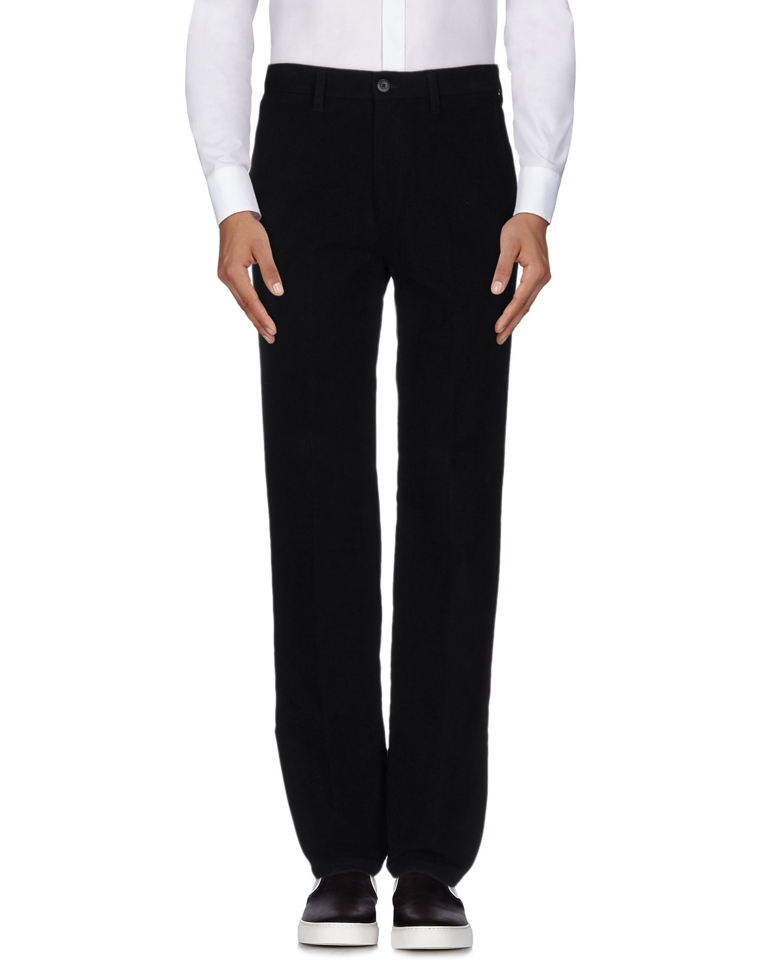 Zegna Sport Casual Pants In Black For Men Lyst