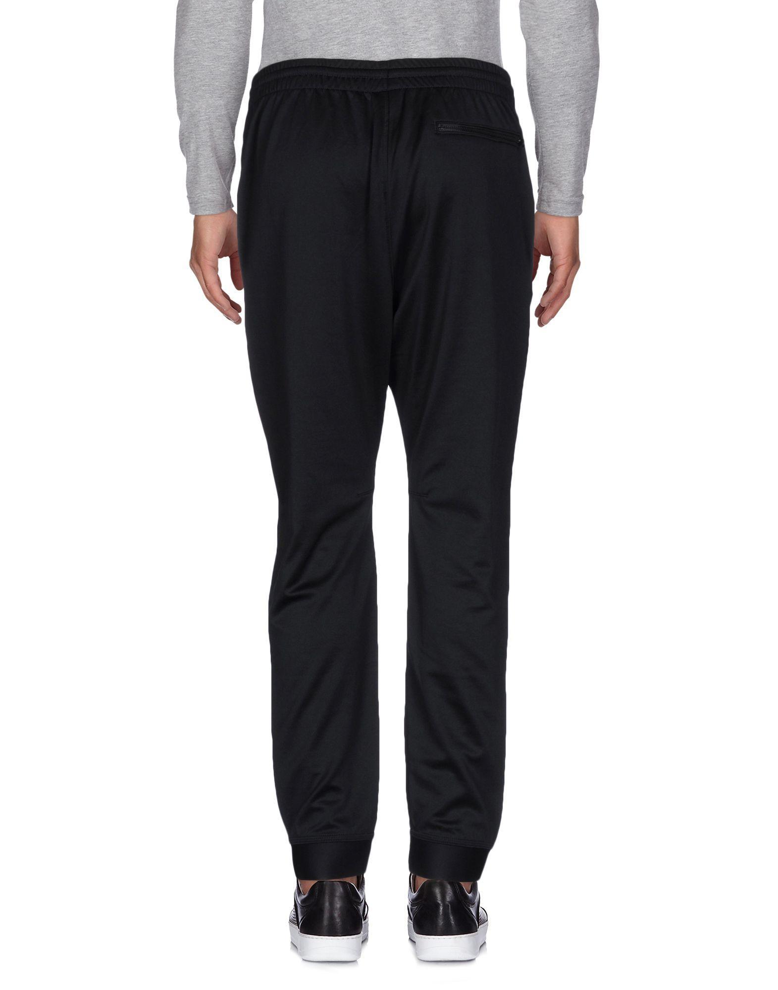 Nike Casual Pants in Black for Men - Lyst