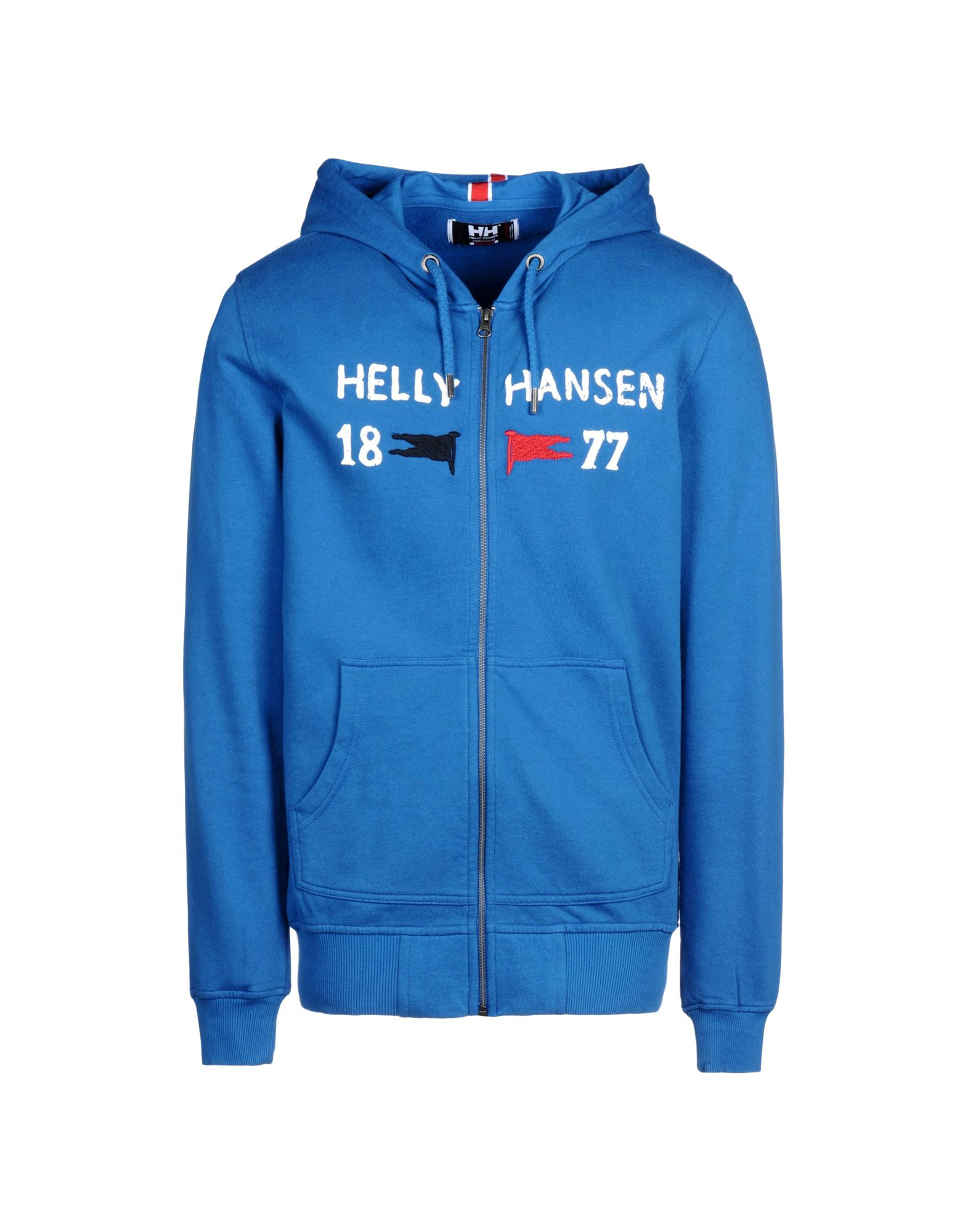 lyst helly hansen sweatshirt in blue for men. Black Bedroom Furniture Sets. Home Design Ideas
