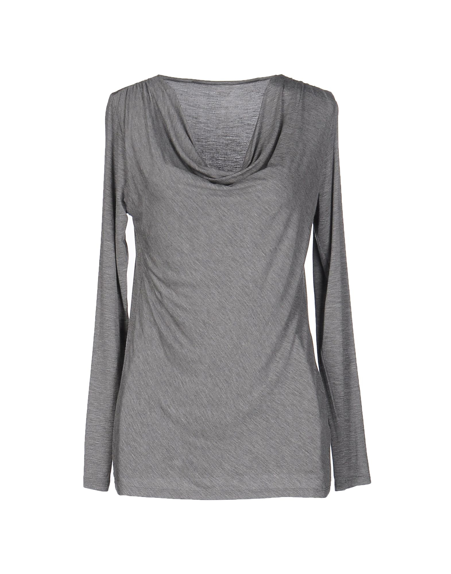 Lyst Majestic Filatures T Shirt In Gray