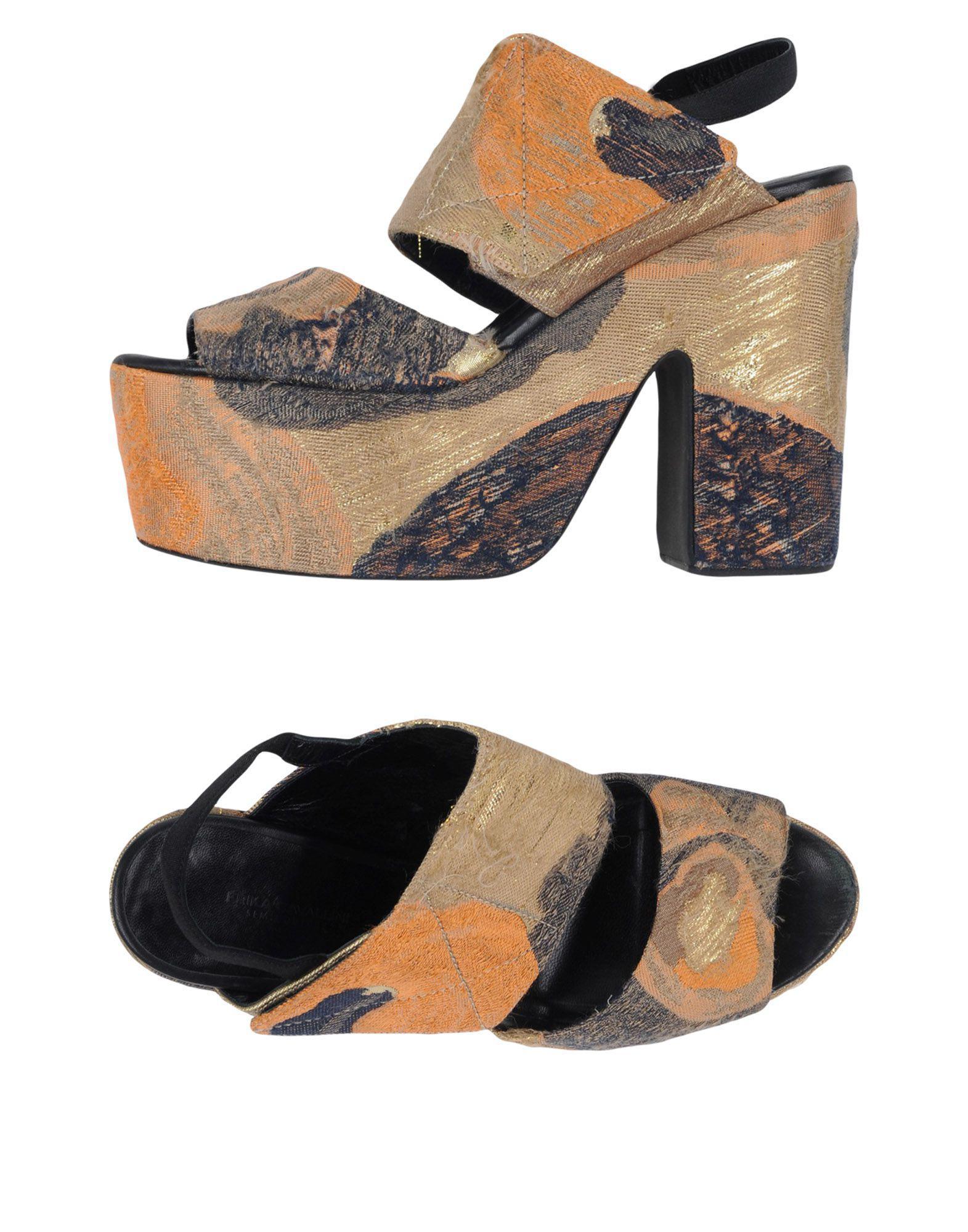 FOOTWEAR - Sandals Semicouture rfJ6r2