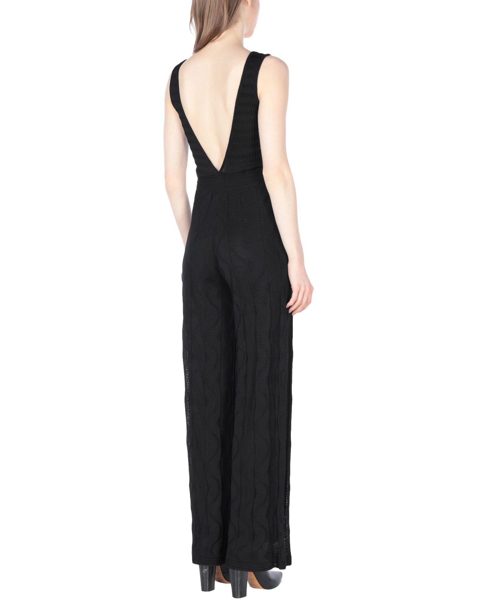 0e963bbb3825 Lyst - M Missoni Jumpsuit in Black