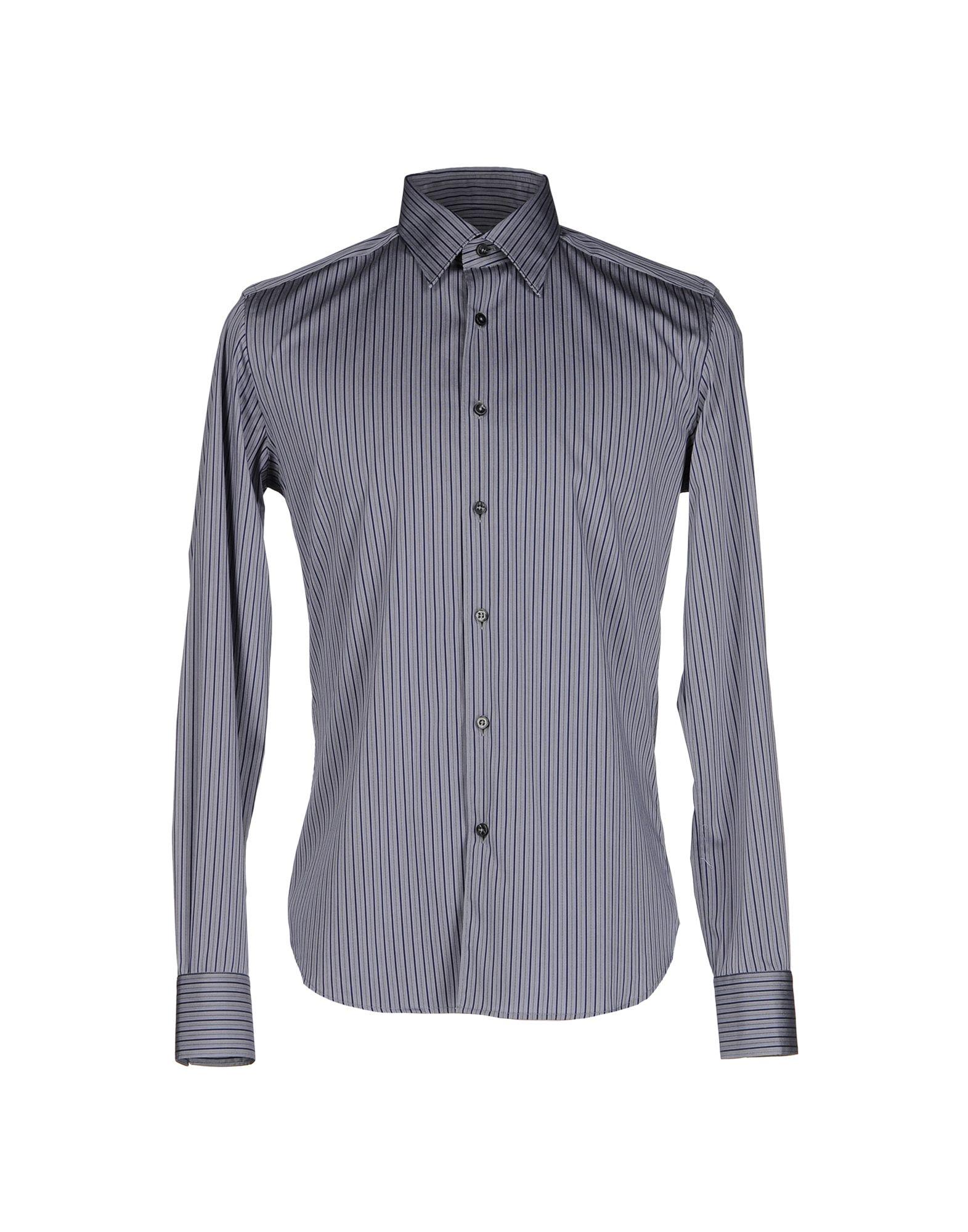 Xacus Shirt in Blue for Men