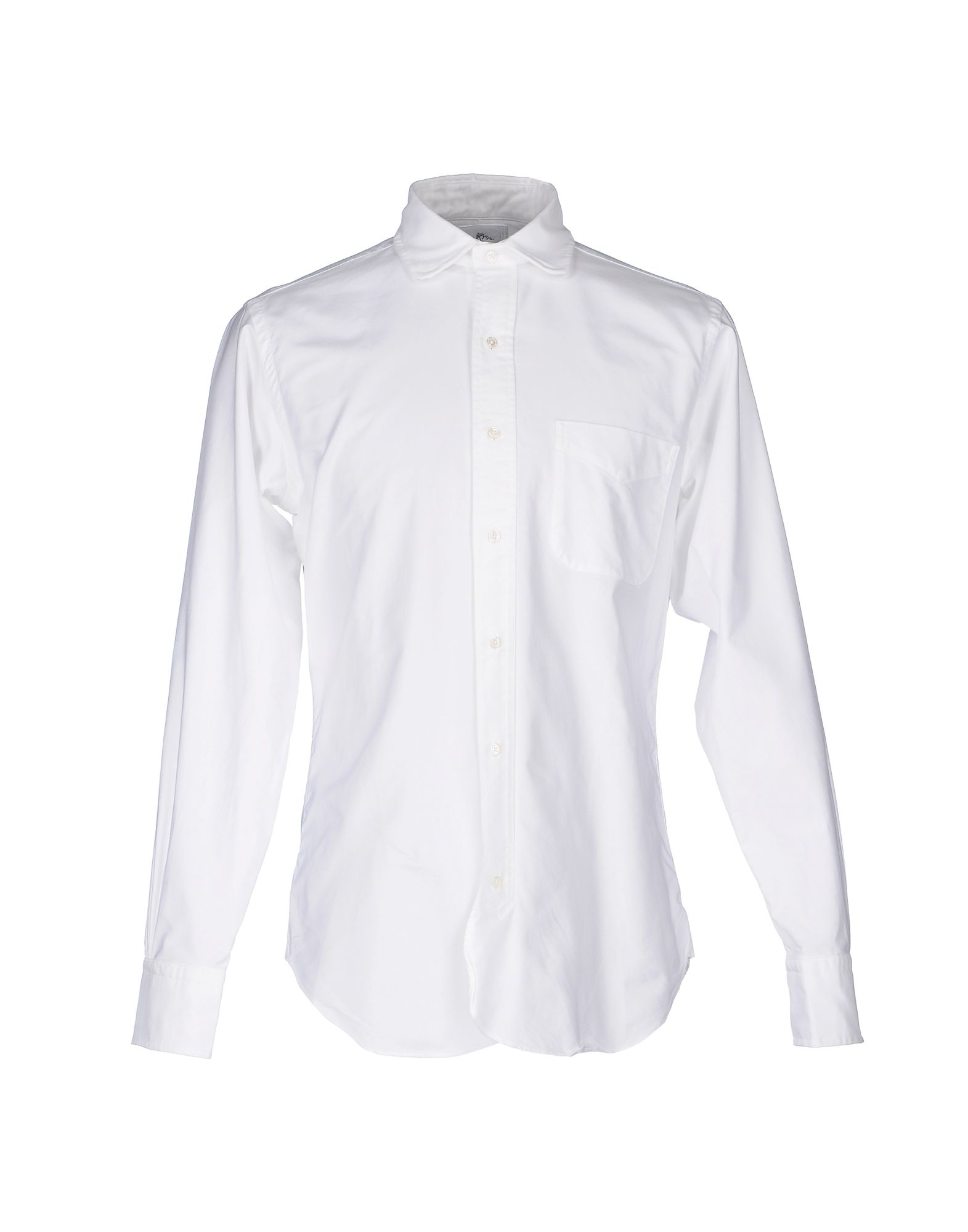 Black fleece by brooks brothers shirt in multicolor for Brooks brothers shirt size guide