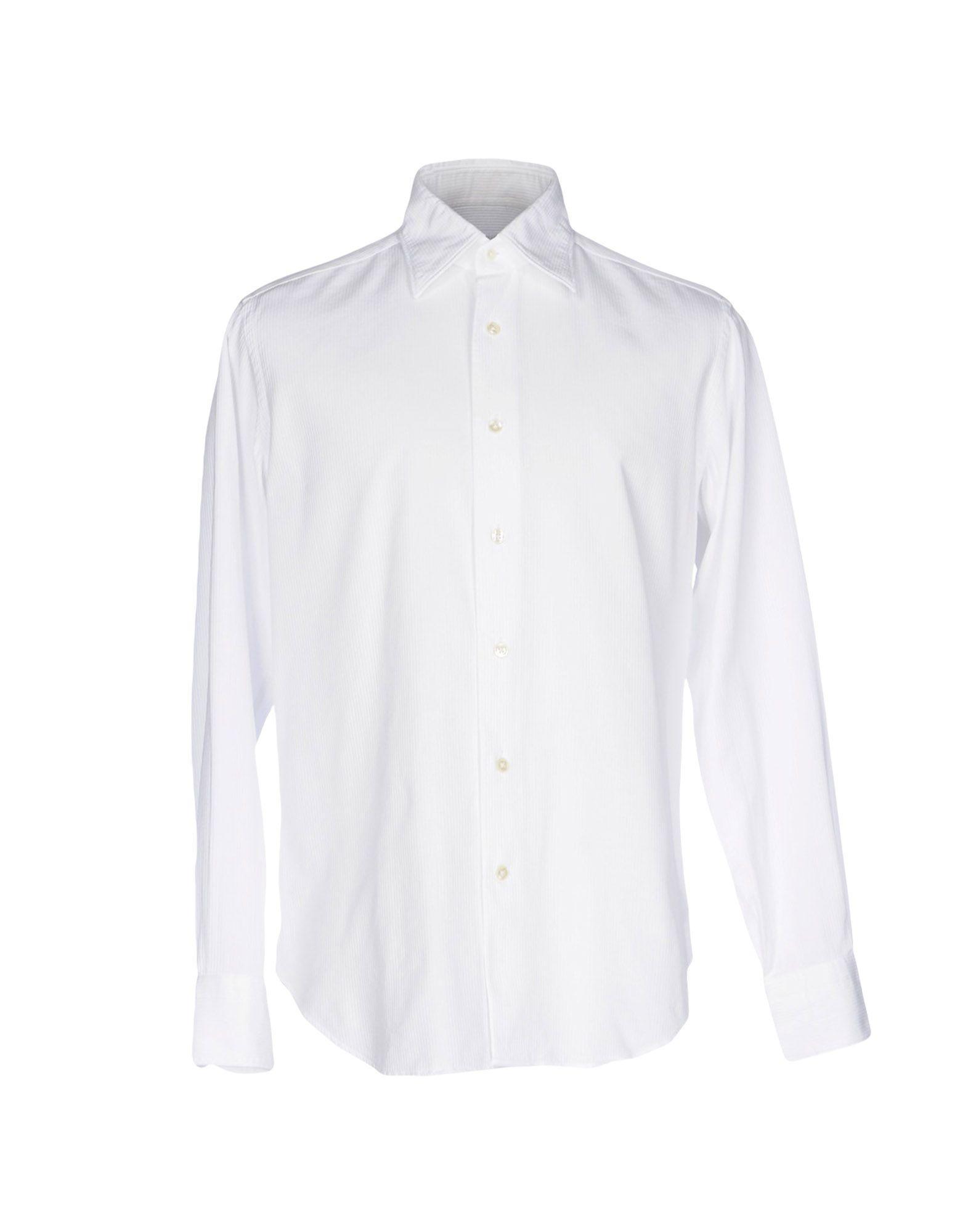 Lyst Caliban Shirt In White For Men
