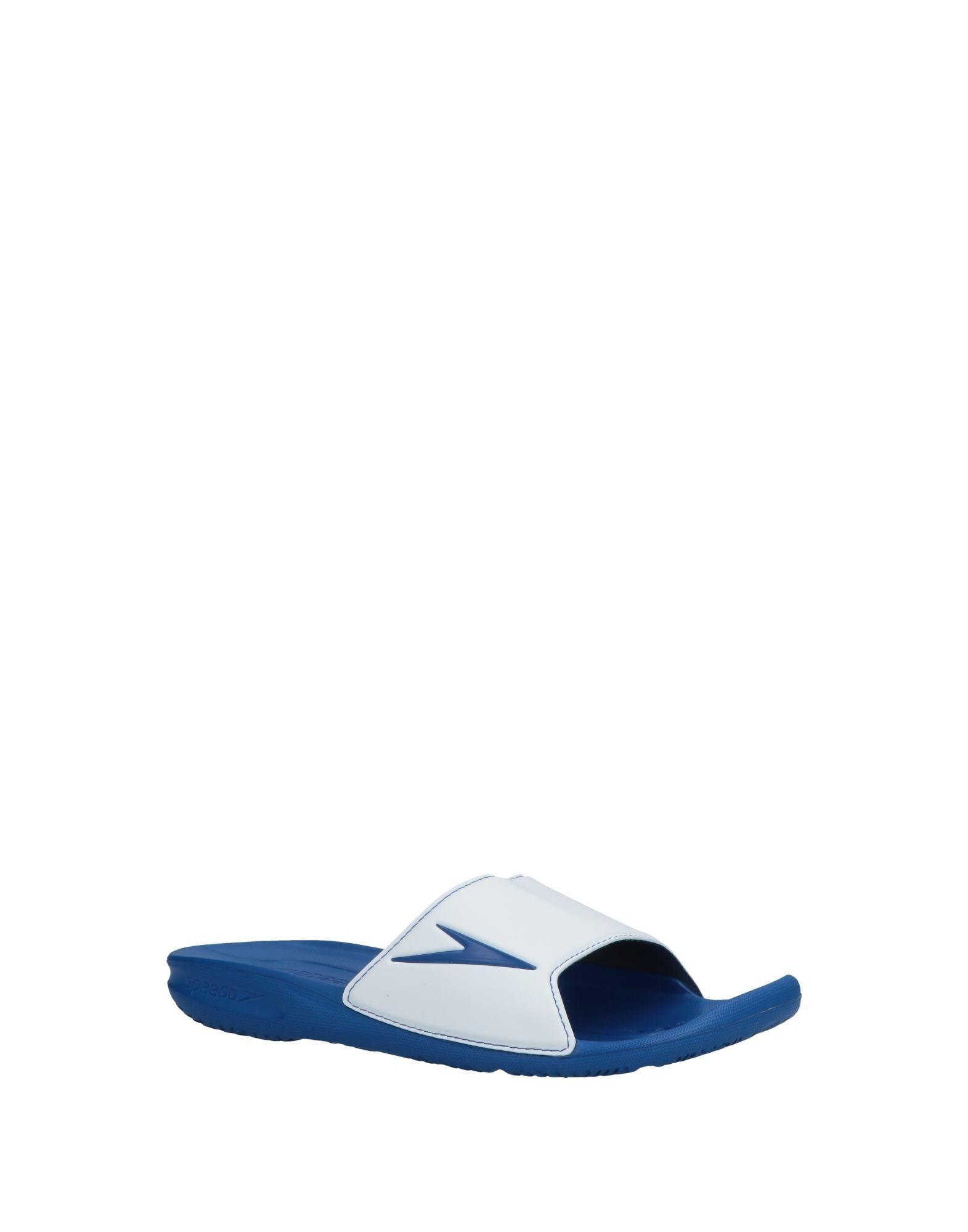 caa078cb761 Speedo - White Slippers for Men - Lyst. View fullscreen