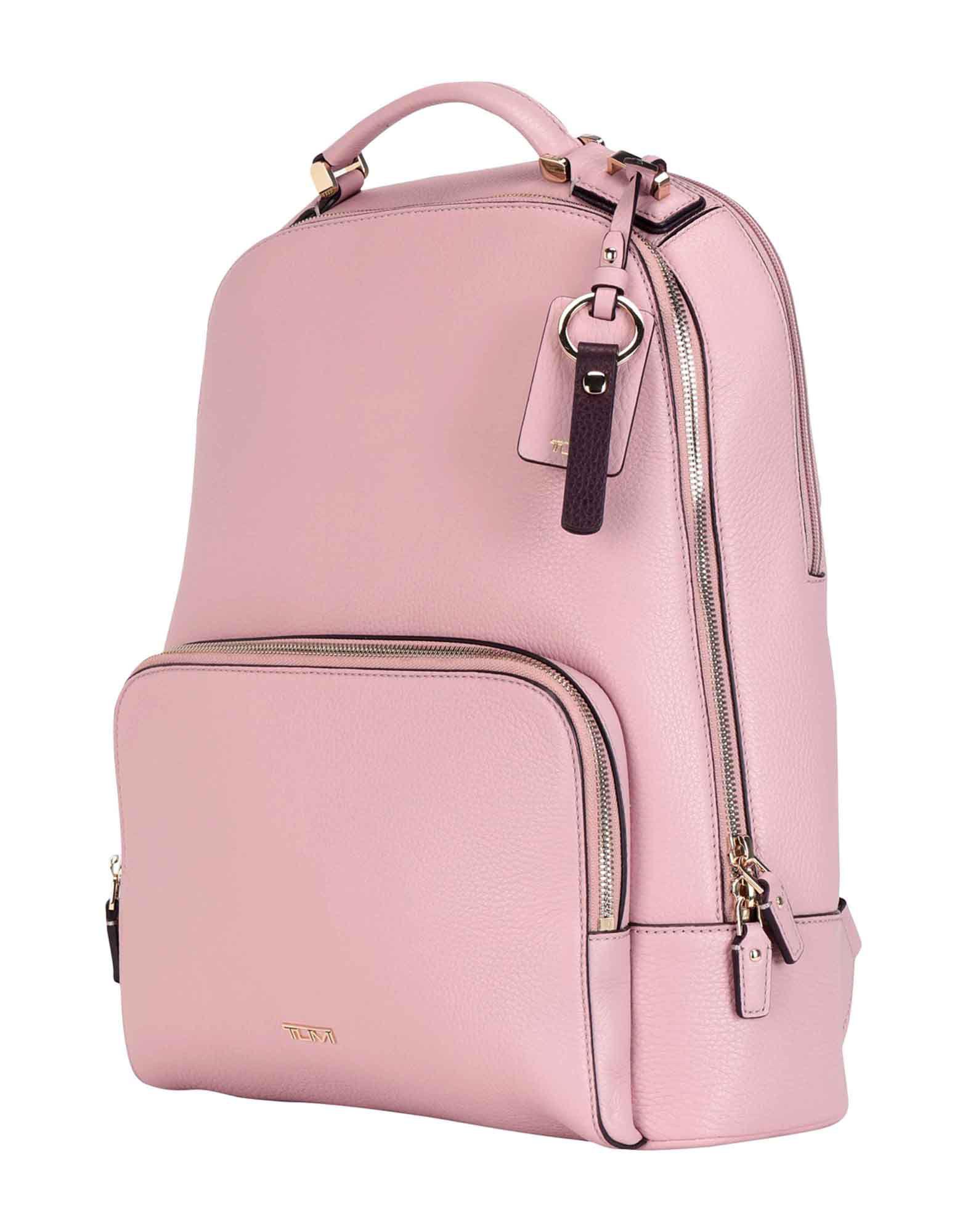 614daabbcbf3 Tumi Backpacks   Bum Bags in Pink - Lyst